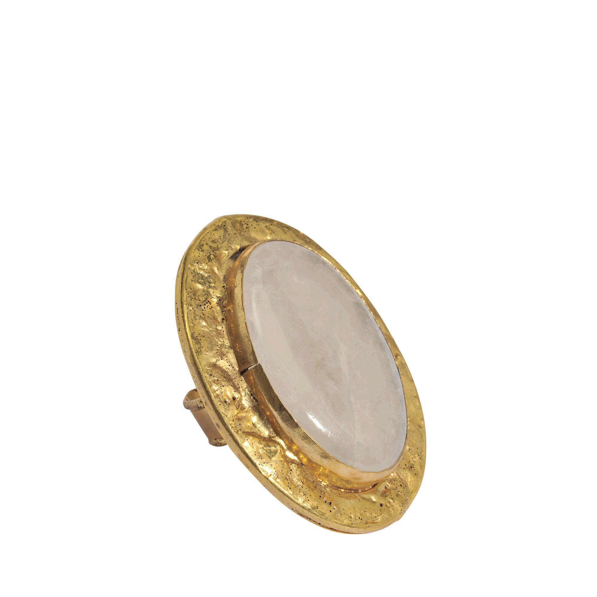 Sylvia Toledano Byzance Pearls ring 9rHoP