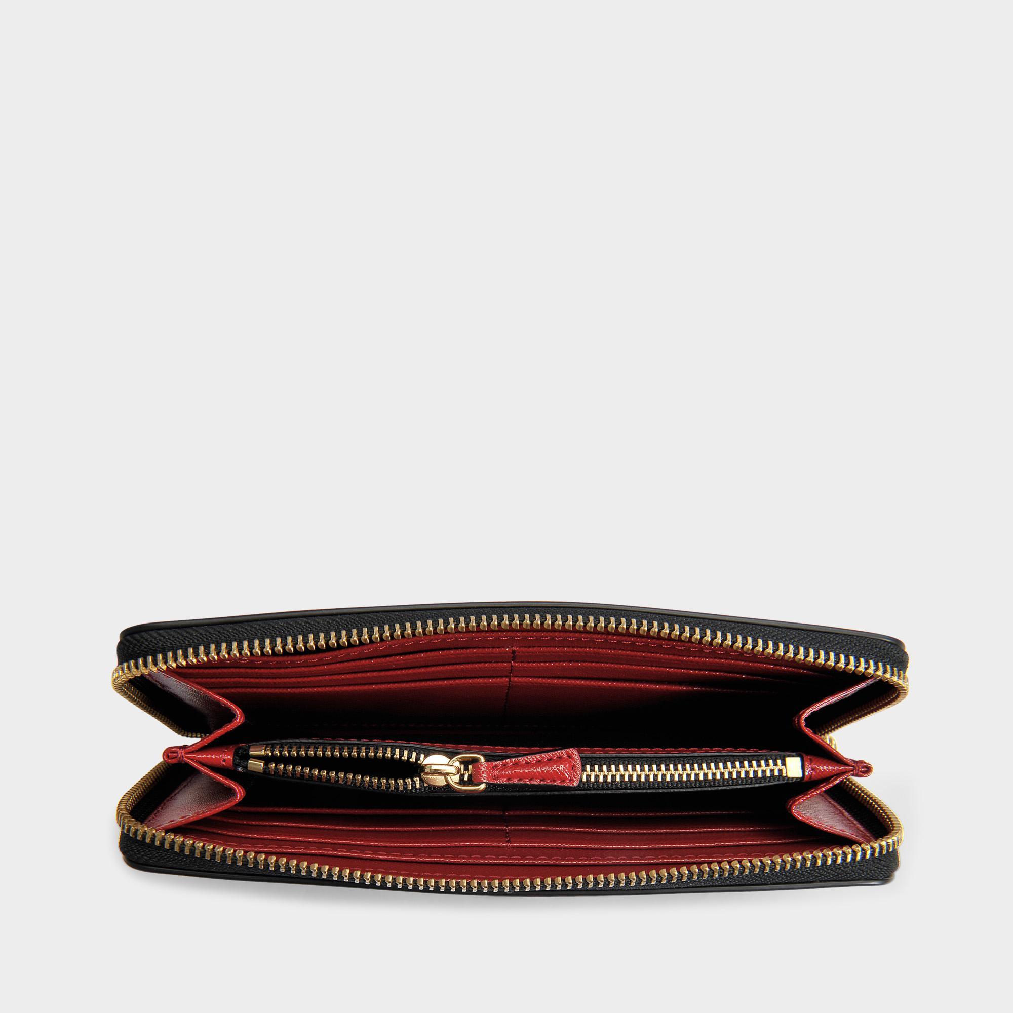 Marc Jacobs Portefeuille Snapshot Standard Continental 7NlQ6Rh