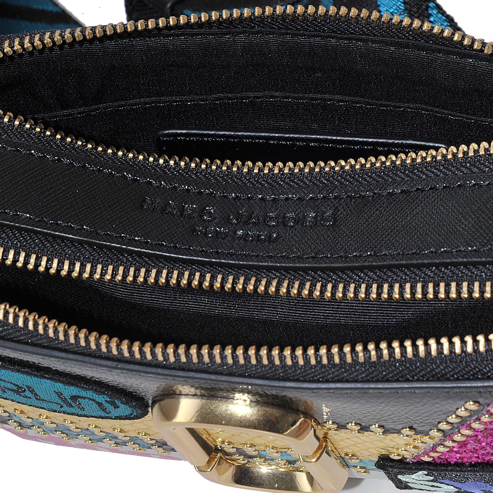 f23ef9e96f8f Lyst - Marc Jacobs Kaia Snapshot Bag