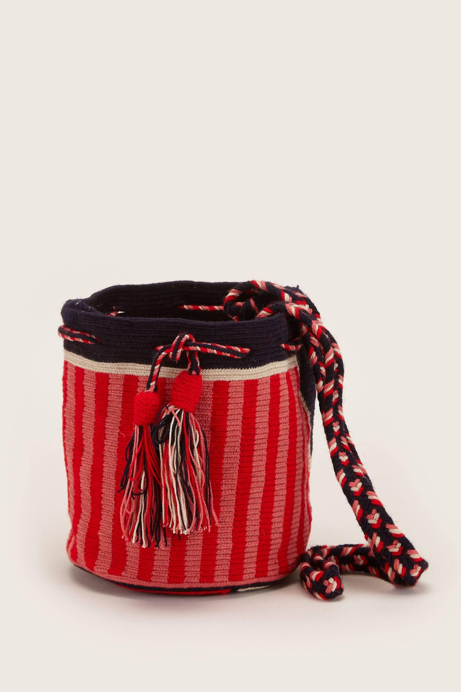 Mola Bag in Red Guanabana ZIjsgj