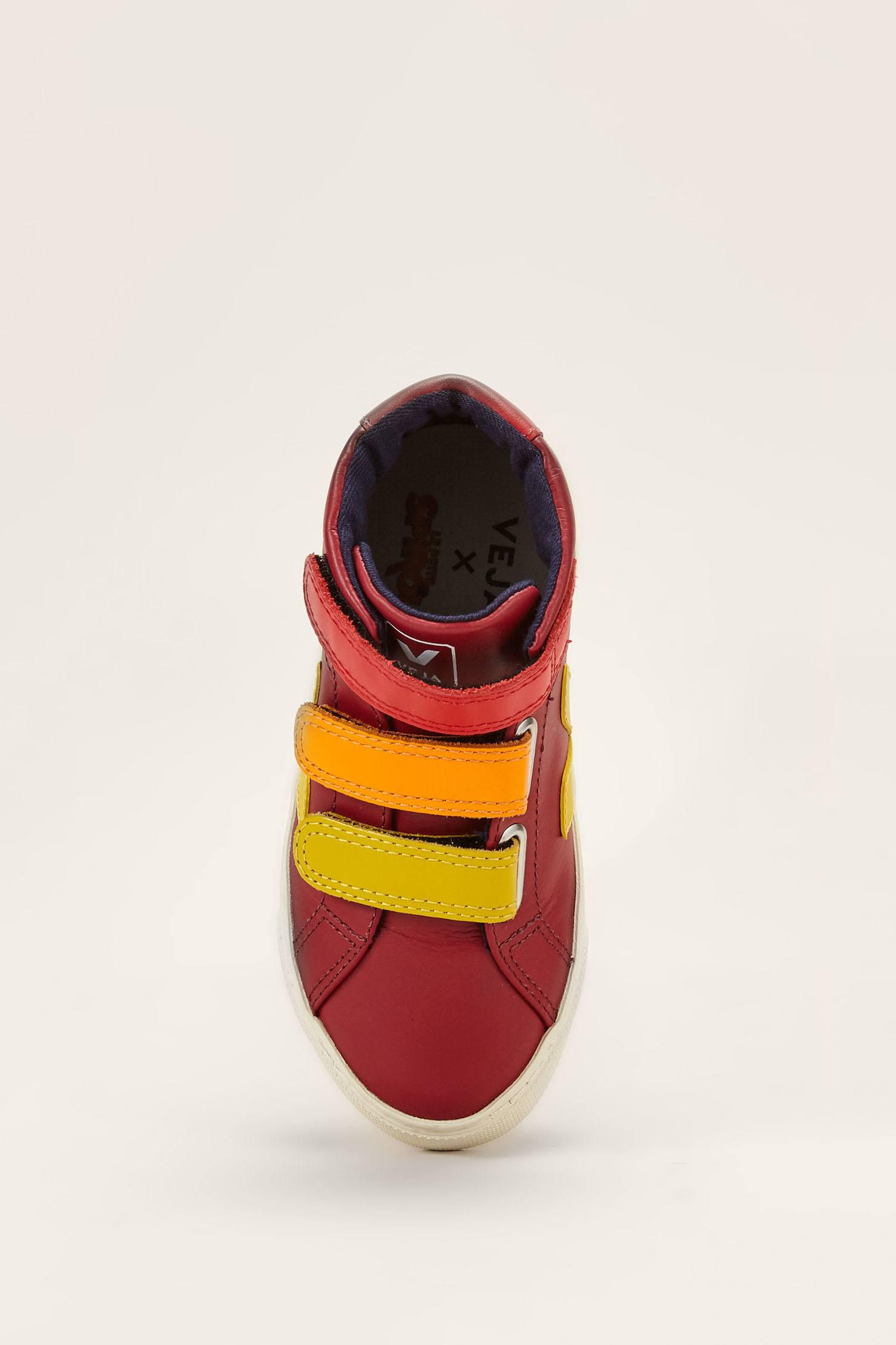 Lyst Veja Boy Shoe in Red for Men