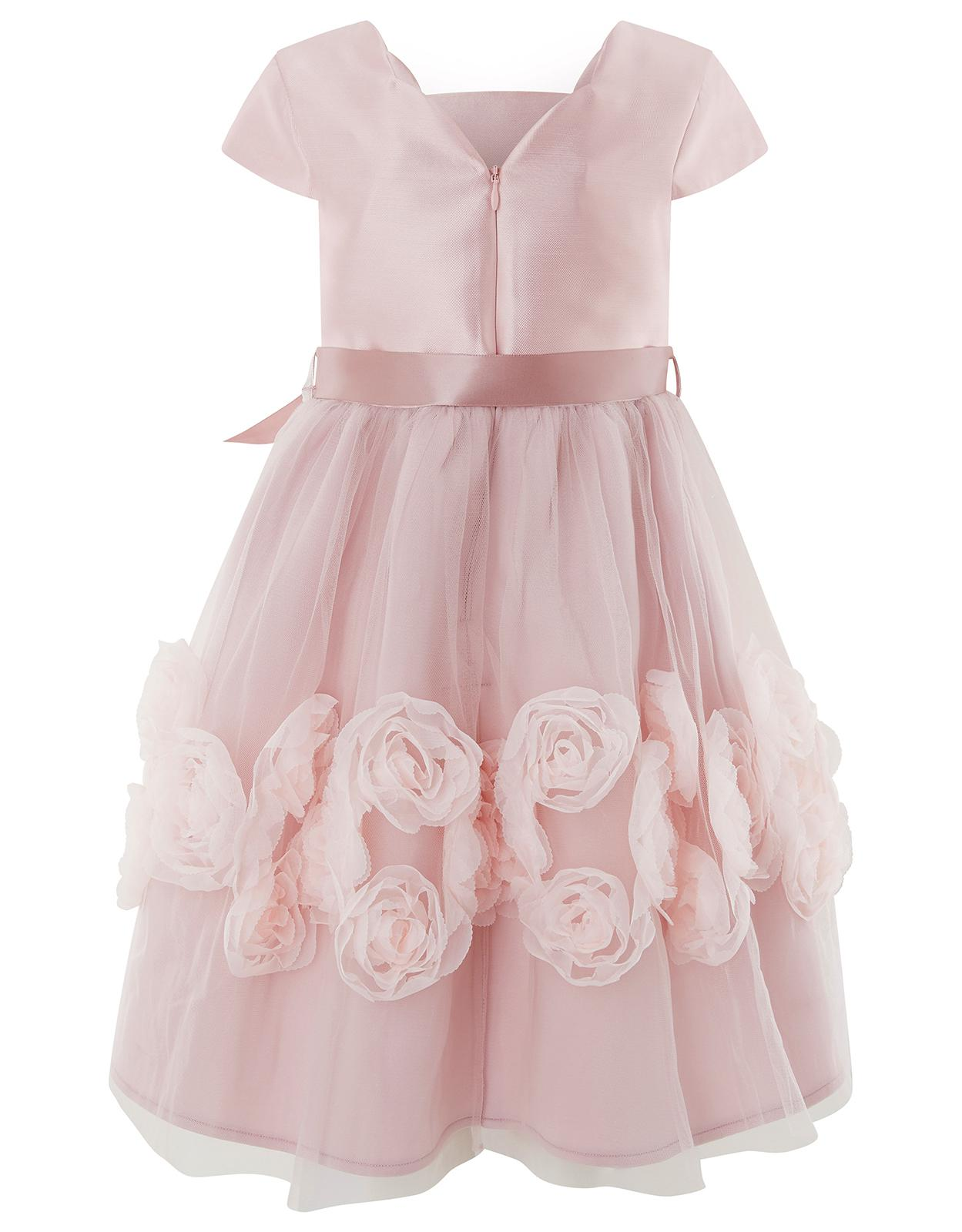 e0219e31f267 Monsoon Peony Cascade Dress in Pink - Lyst