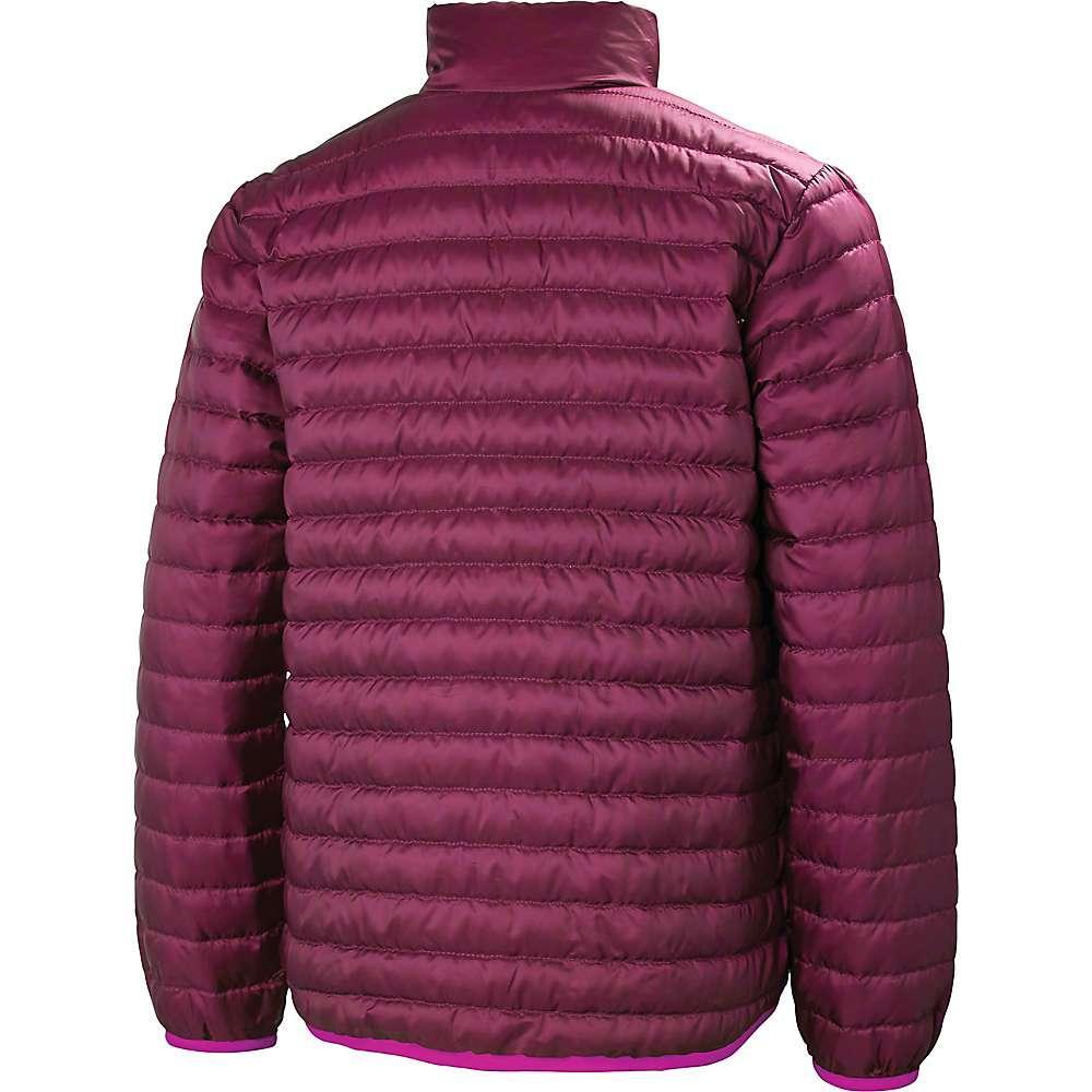 164a278e Lyst - Helly Hansen Kid's Jr Barrier Down Insulator Jacket in Purple