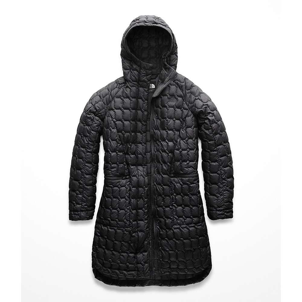 Lyst - The North Face Thermoball Duster Jacket in Black b8b07cc87