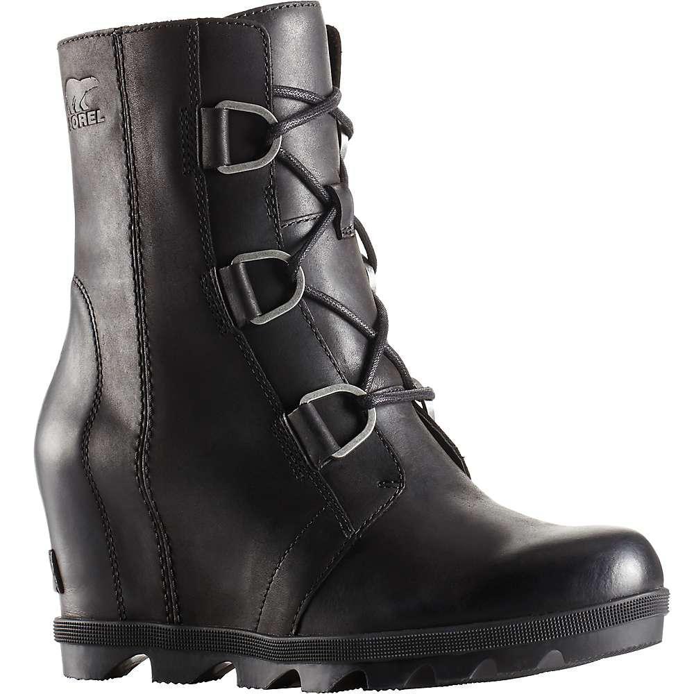 80b22ac9d99b Lyst - Sorel Joan Of Arctic Wedge Ii Boot in Black
