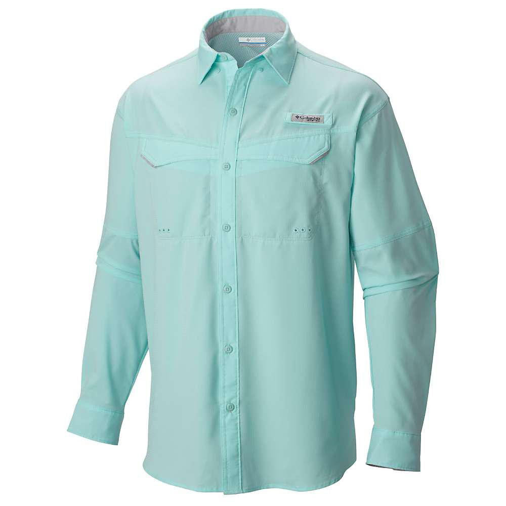 5485bcf4888 Columbia - Blue Low Drag Offshore Ls Shirt for Men - Lyst. View fullscreen