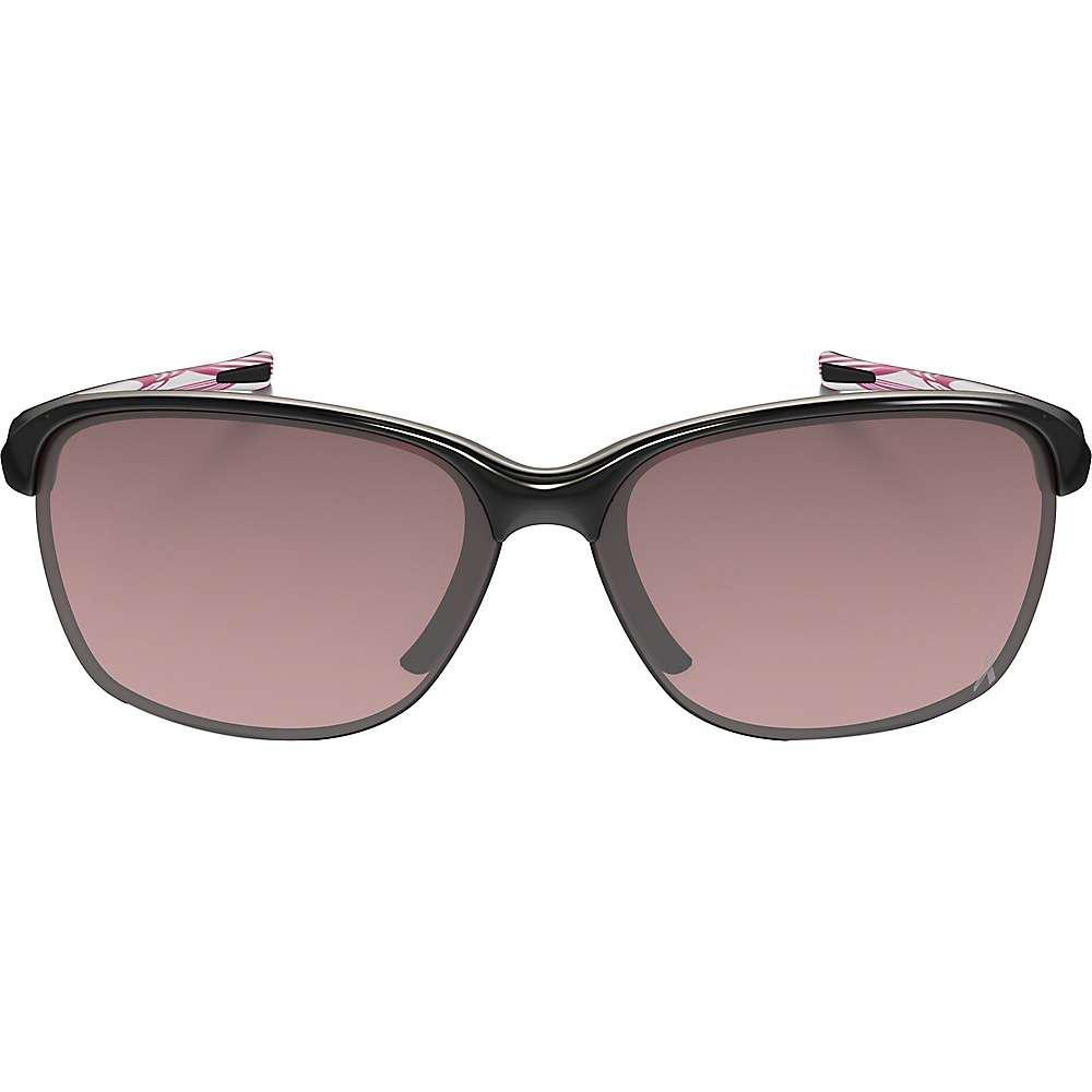 adeeafa6848ef Oakley Unstoppable Ysc Breast Cancer Awareness Sunglasses in Black ...