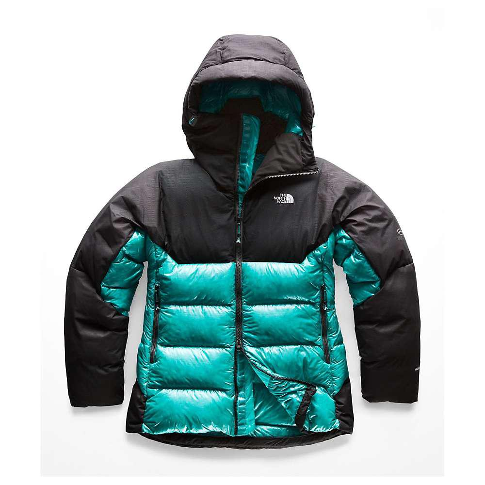 cb5ce2918 The North Face Summit L6 Aw Down Belay Parka in Green - Lyst