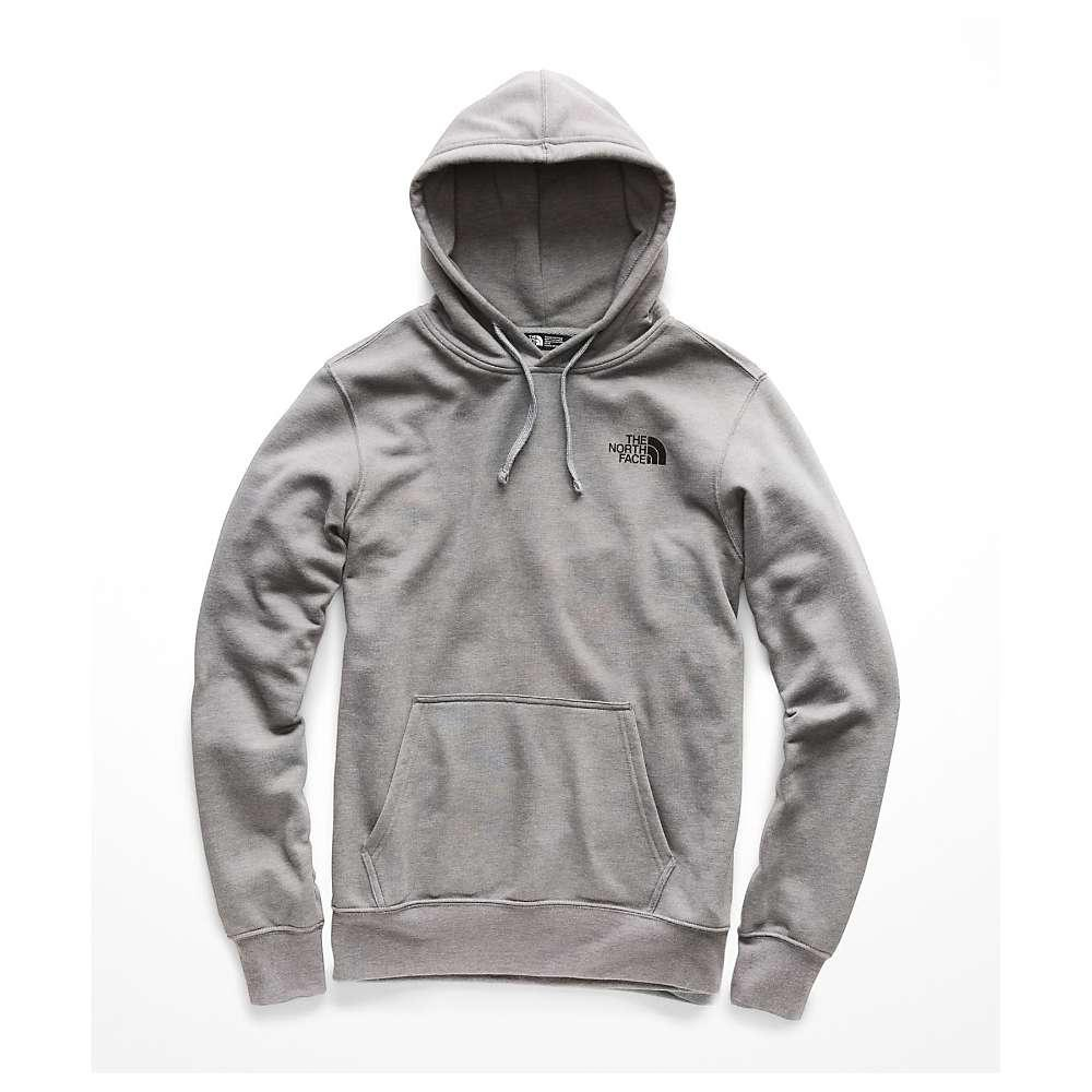 98ec7d26b Lyst - The North Face Pullover Scan Hoodie in Gray for Men