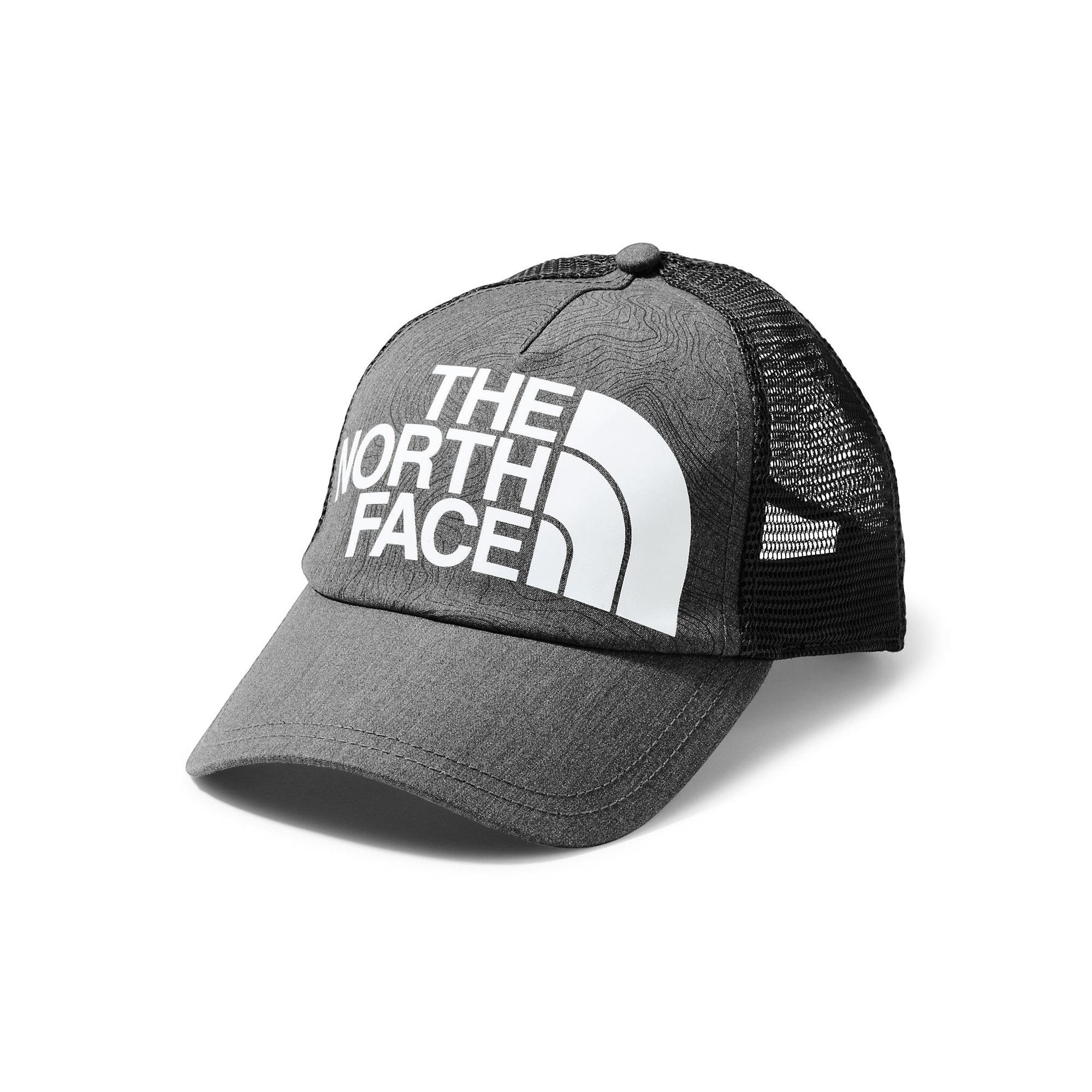 056a49f5 The North Face Low Pro Trucker Cap in Gray - Lyst