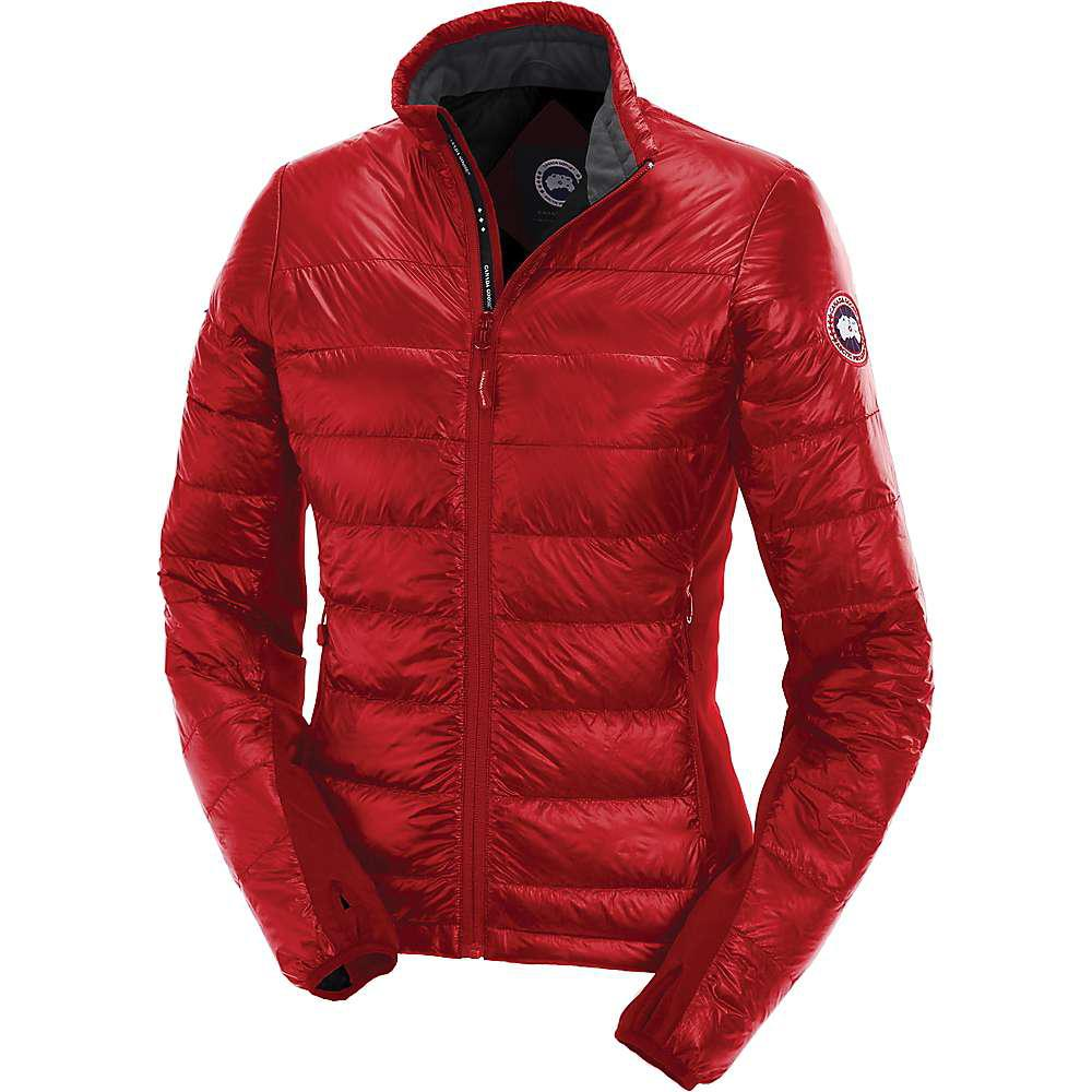 081bca149d9 Lyst - Canada Goose Hybridge Lite Jacket in Red