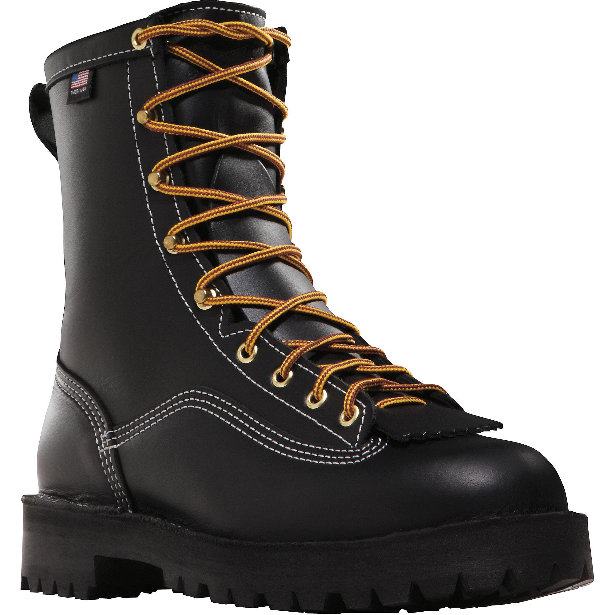 Danner Leather Super Rain Forest 200g Insulated 8in Gtx