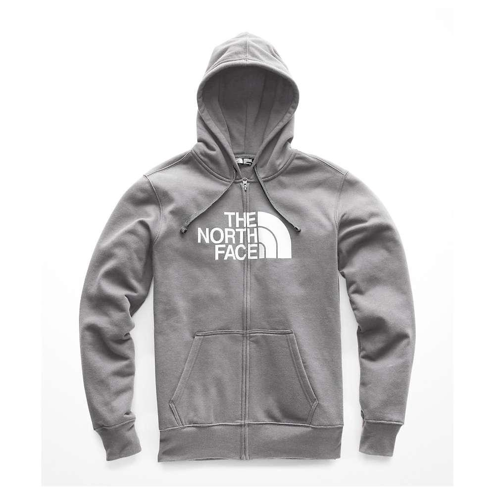 f00208367 Lyst - The North Face Half Dome Full Zip Hoodie in Gray for Men