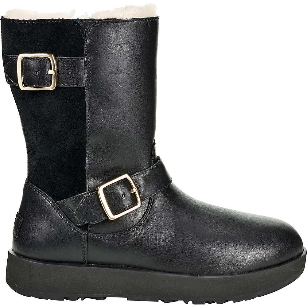 UGG Women's Breida Waterproof Leather Biker Boots Buy Cheap Official Site Cheap Sale Best Seller Sale Nicekicks Cheap Lowest Price uP5Ff