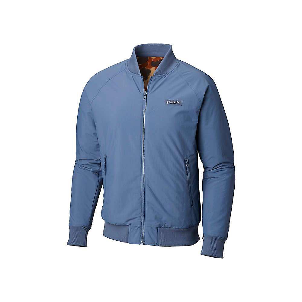 6a7902d9c9ec2 Columbia - Blue Reversatility Jacket for Men - Lyst. View fullscreen