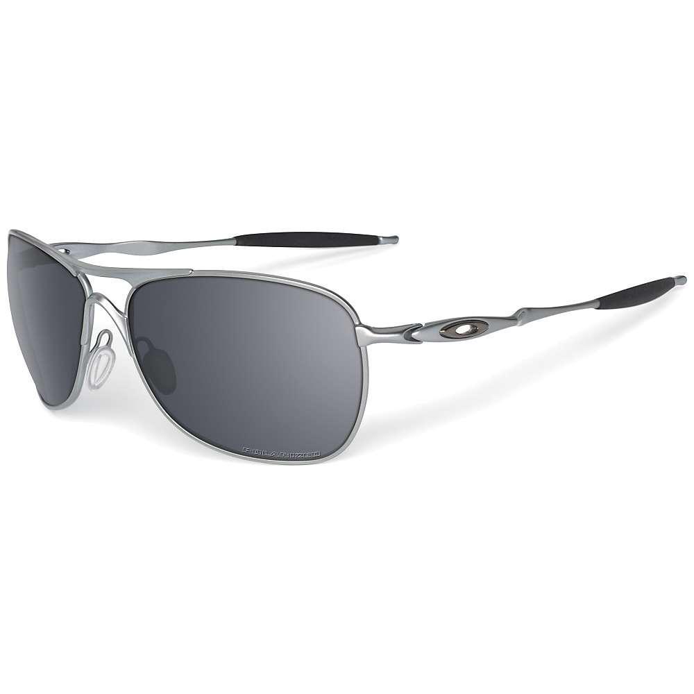 55894baf3b Lyst - Oakley Crosshair Polarized Sunglasses in Black