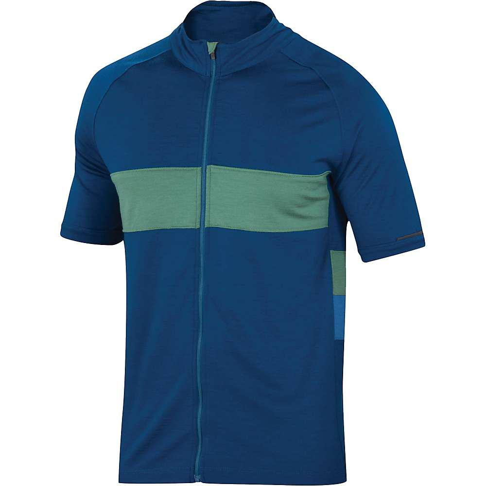 Lyst - Ibex Spoke Full Zip Jersey in Blue for Men d467aff9c