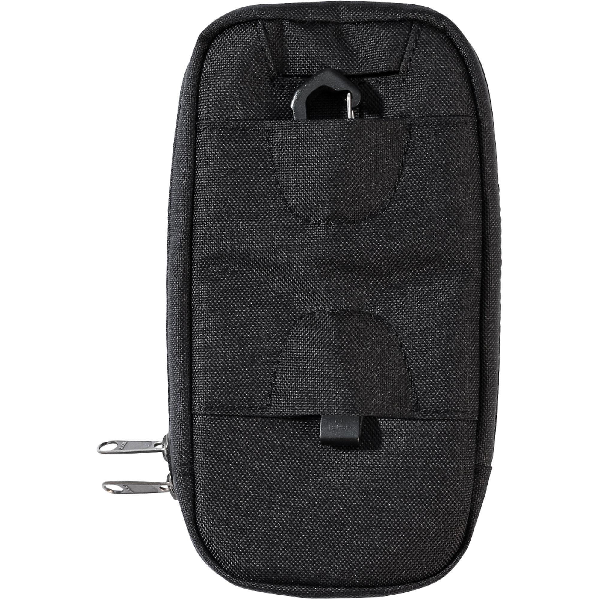 c30741900b5 Jack Wolfskin - Black Power On 18 Bag - Lyst. View fullscreen