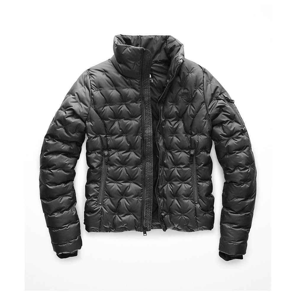 1de5e35dbc95 Lyst - The North Face Holladown Crop Jacket in Gray - Save 18%