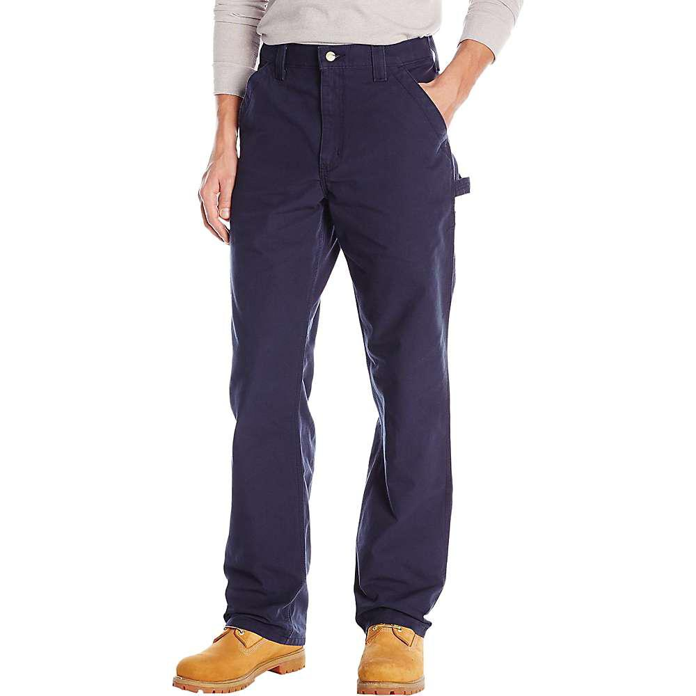 98fd8aa35e56 Lyst - Carhartt Canvas Work Dungaree Pant in Blue for Men