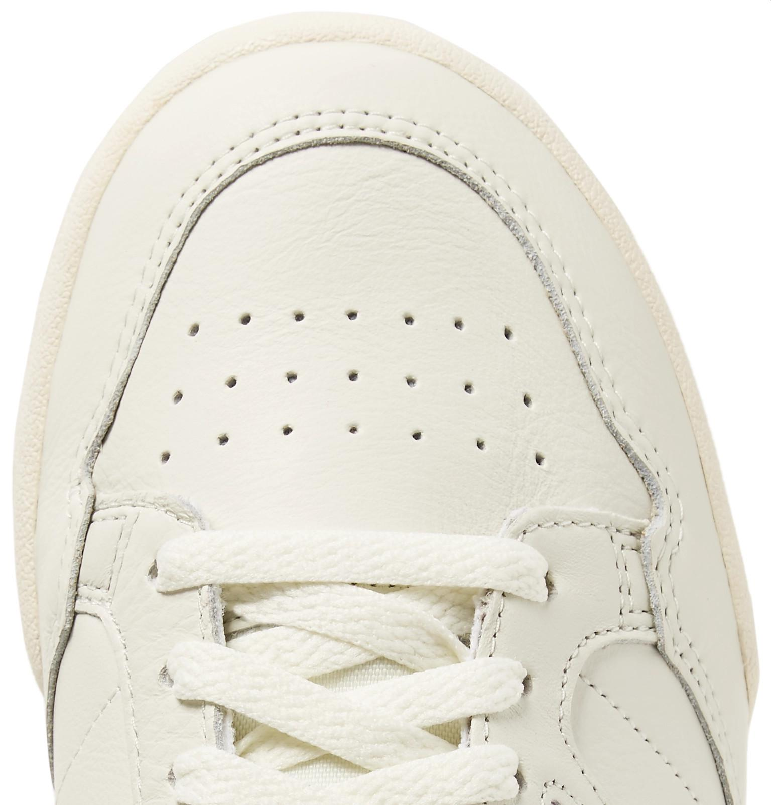 more photos 0b5ee dbfbb Adidas Originals - White 80s Continental Leather Sneakers for Men - Lyst.  View fullscreen