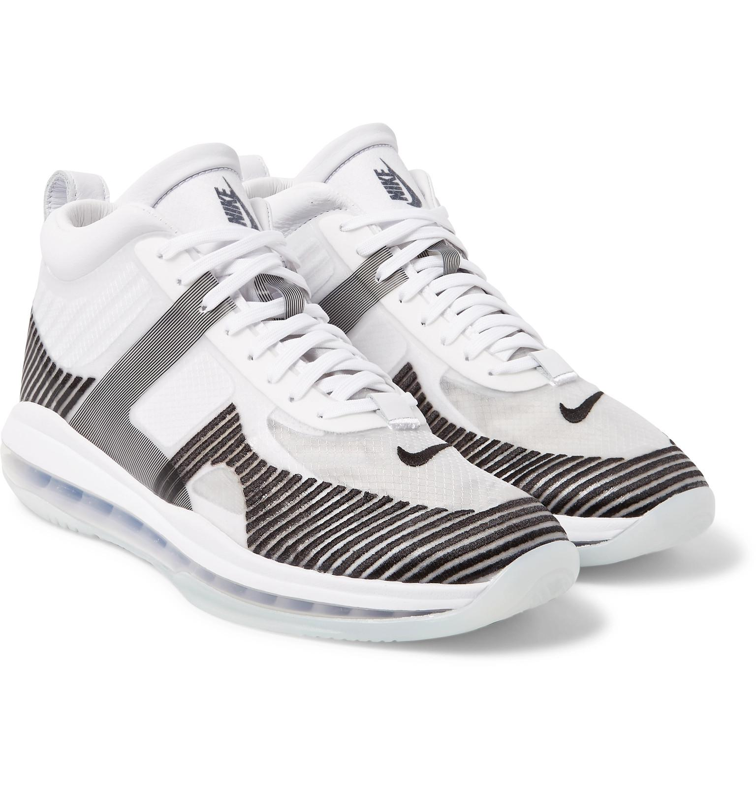 quality design 4c640 2d29a Nike + Lebron James X John Elliott Icon Qs High-top Sneakers in ...