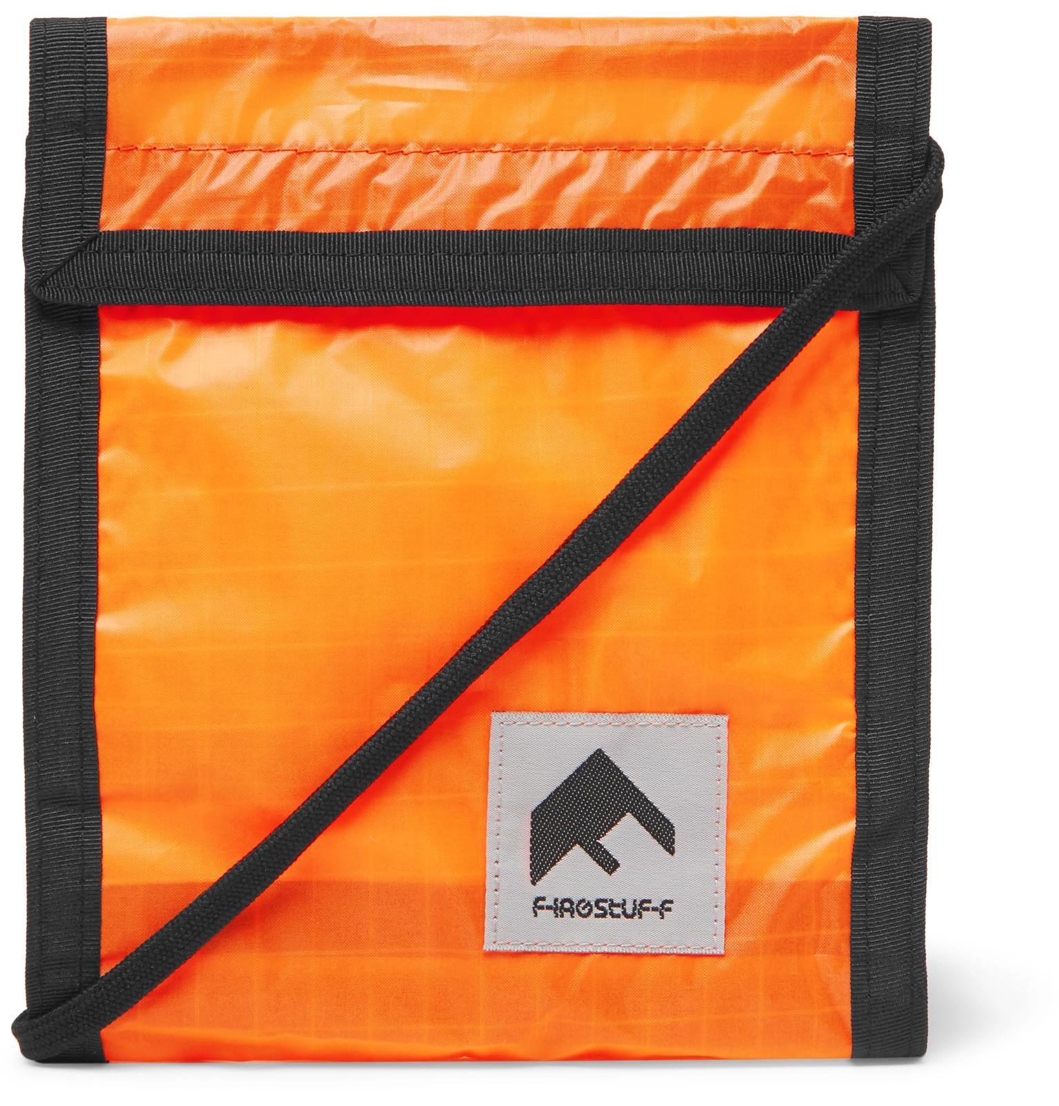 26b3e2e753f3 Lyst - Flagstuff Nylon Shoulder Bag in Orange for Men
