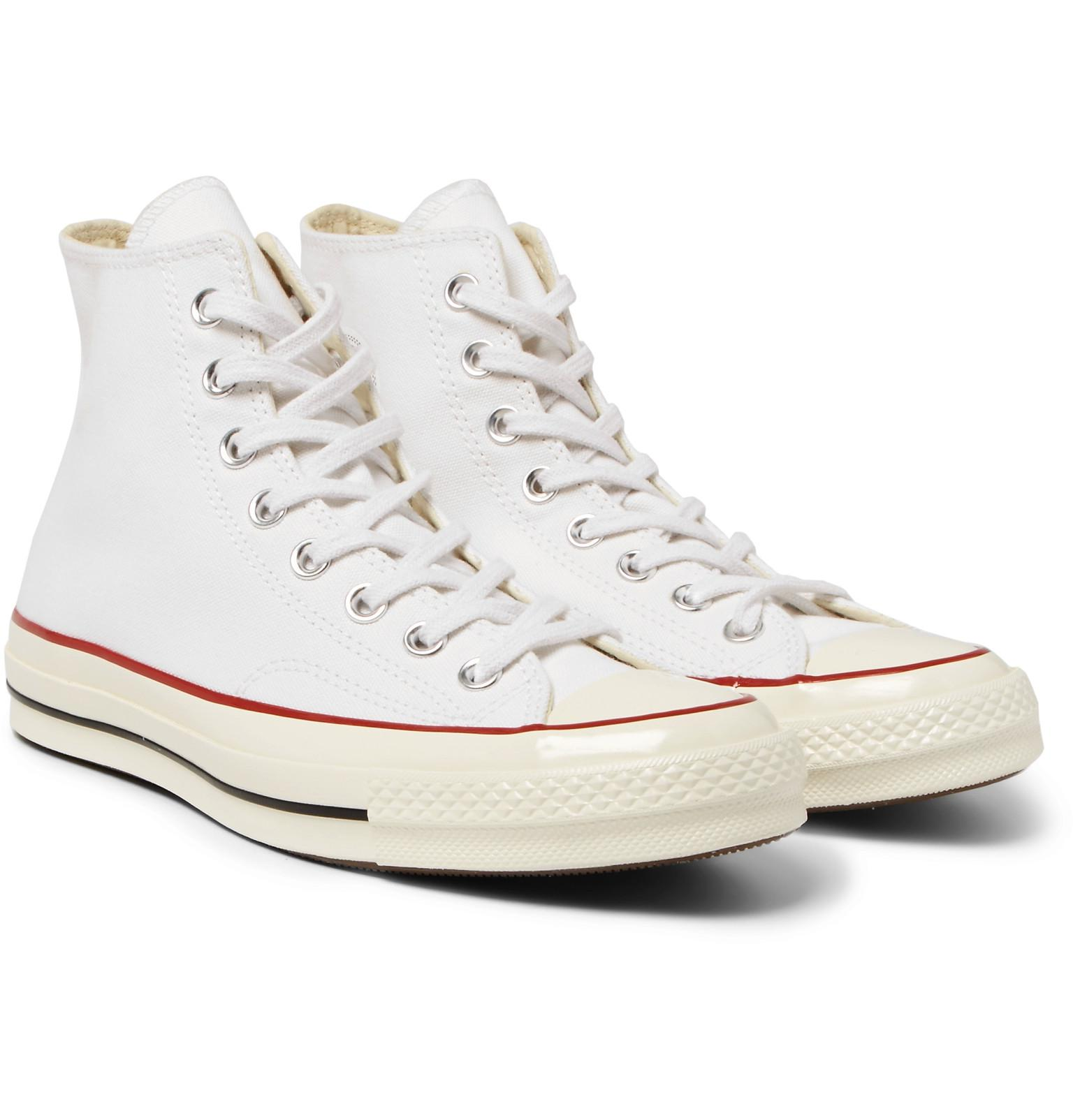eca19999f7aac2 Converse 1970s Chuck Taylor All Star Canvas High-top Sneakers in ...