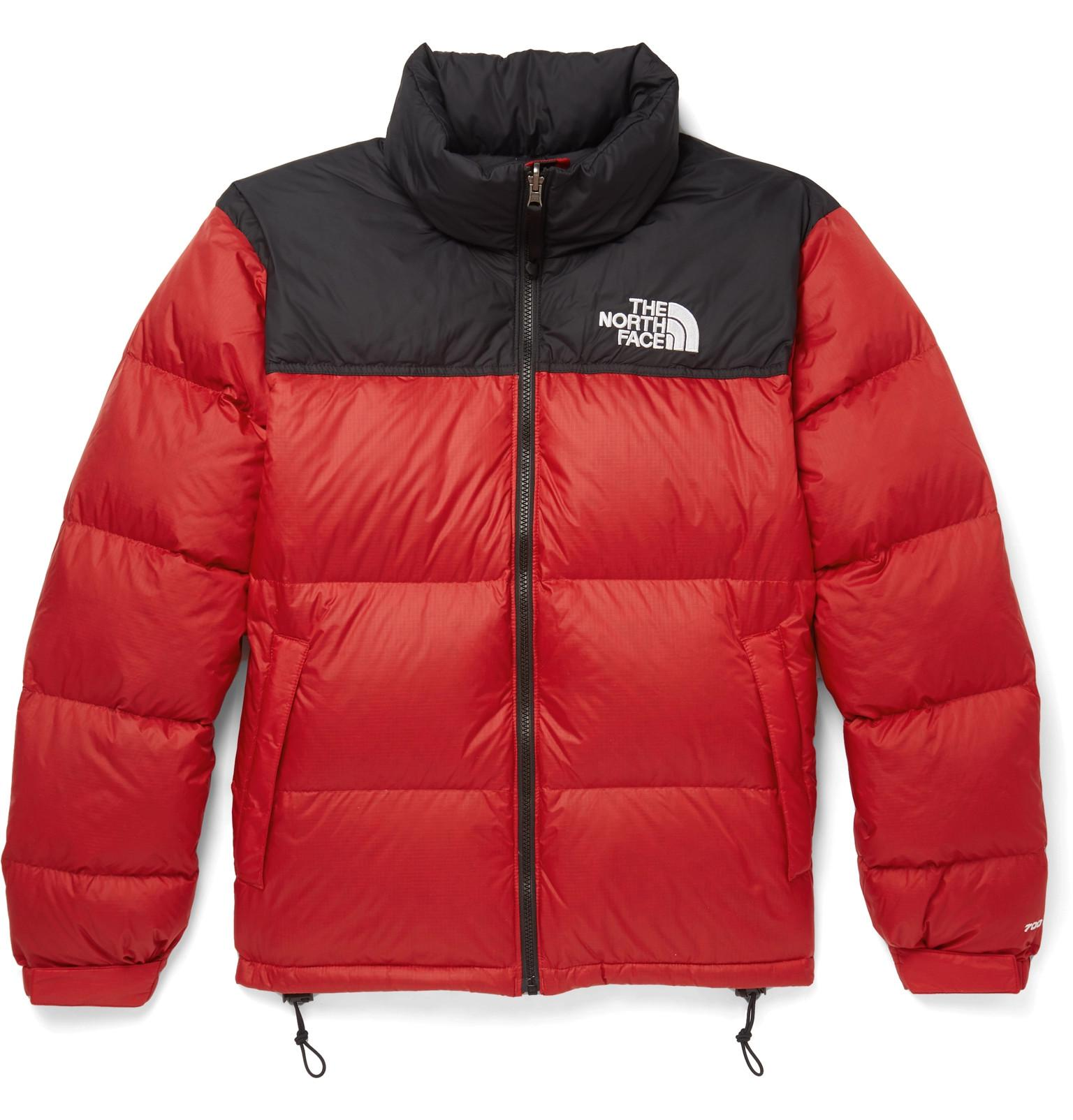 e286257dbc The North Face 1996 Retro Nuptse Quilted Shell Hooded Down Jacket in ...