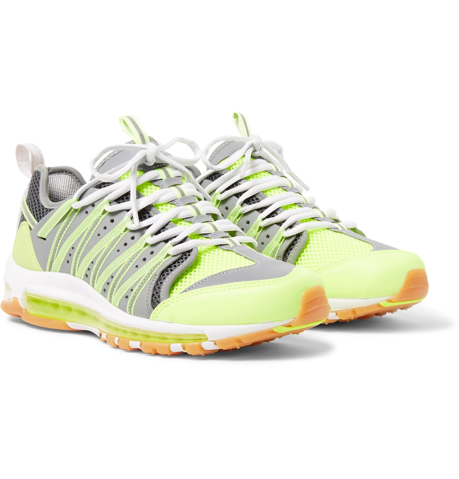 07973424 Lyst - Nike + Clot Zoom Haven 97 Leather And Mesh Sneakers for Men