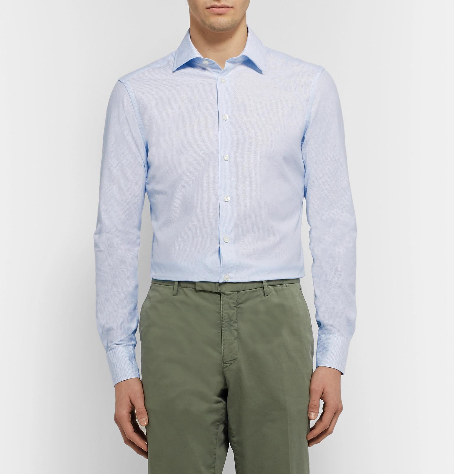 ec9e1338136 etro-blue-Light-blue-Slim-fit-Cutaway-collar-Striped-Cotton-jacquard-Shirt .jpeg