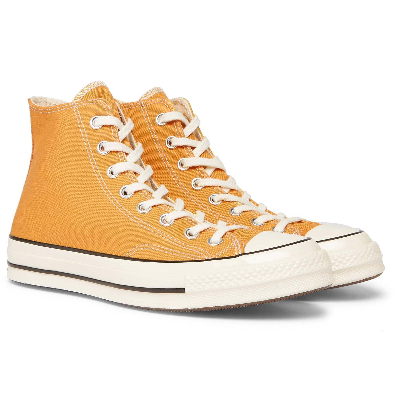 Lyst - Converse Chuck Taylor 1970s Hi in Yellow for Men - Save 69% 3a3c3d5ce