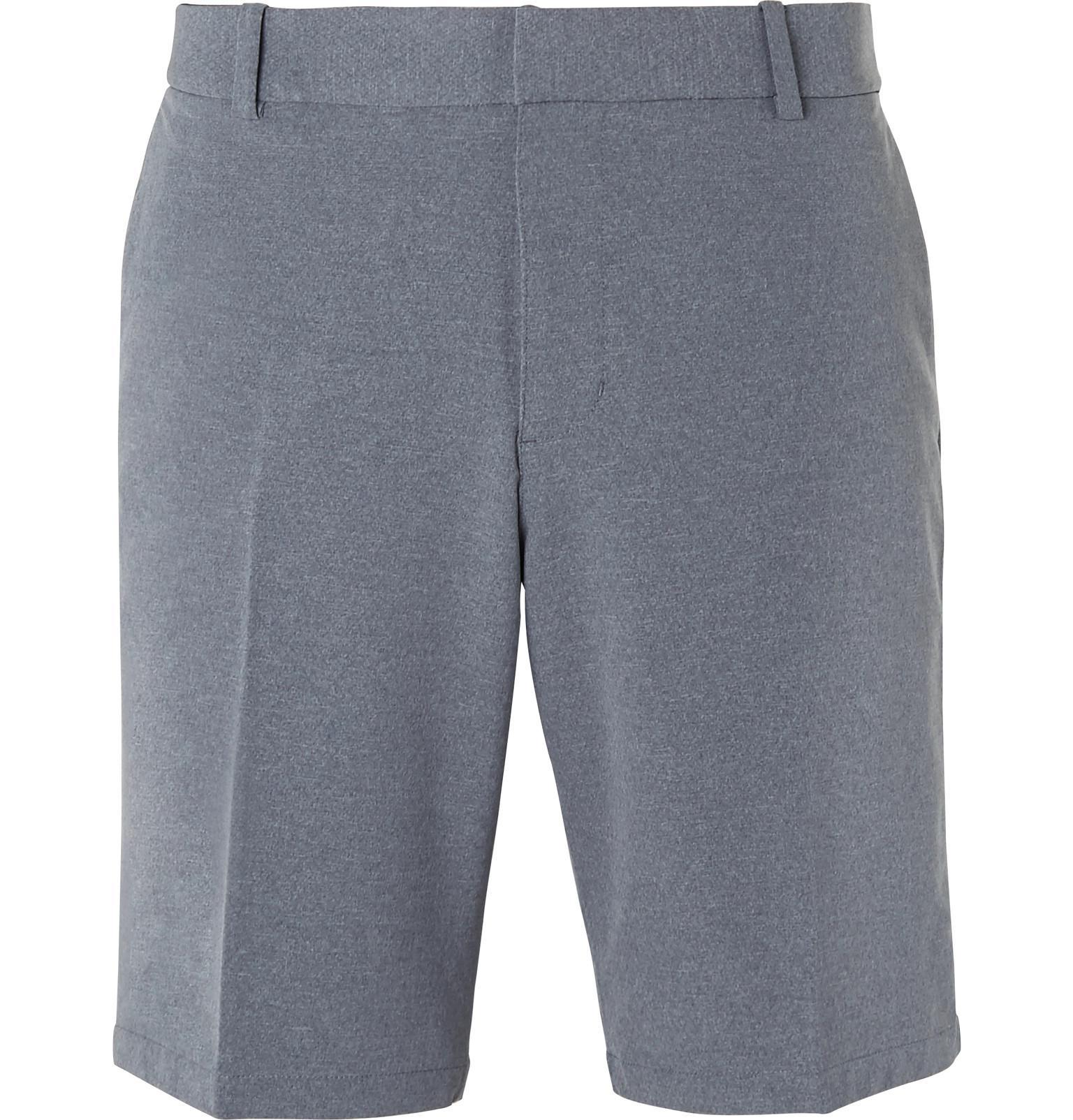 76c77fdb5349 Nike Flex Dri-fit Golf Shorts in Gray for Men - Lyst