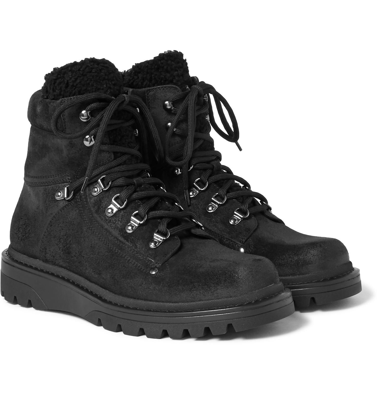 Moncler Black Egide Boots gk8Fukzq