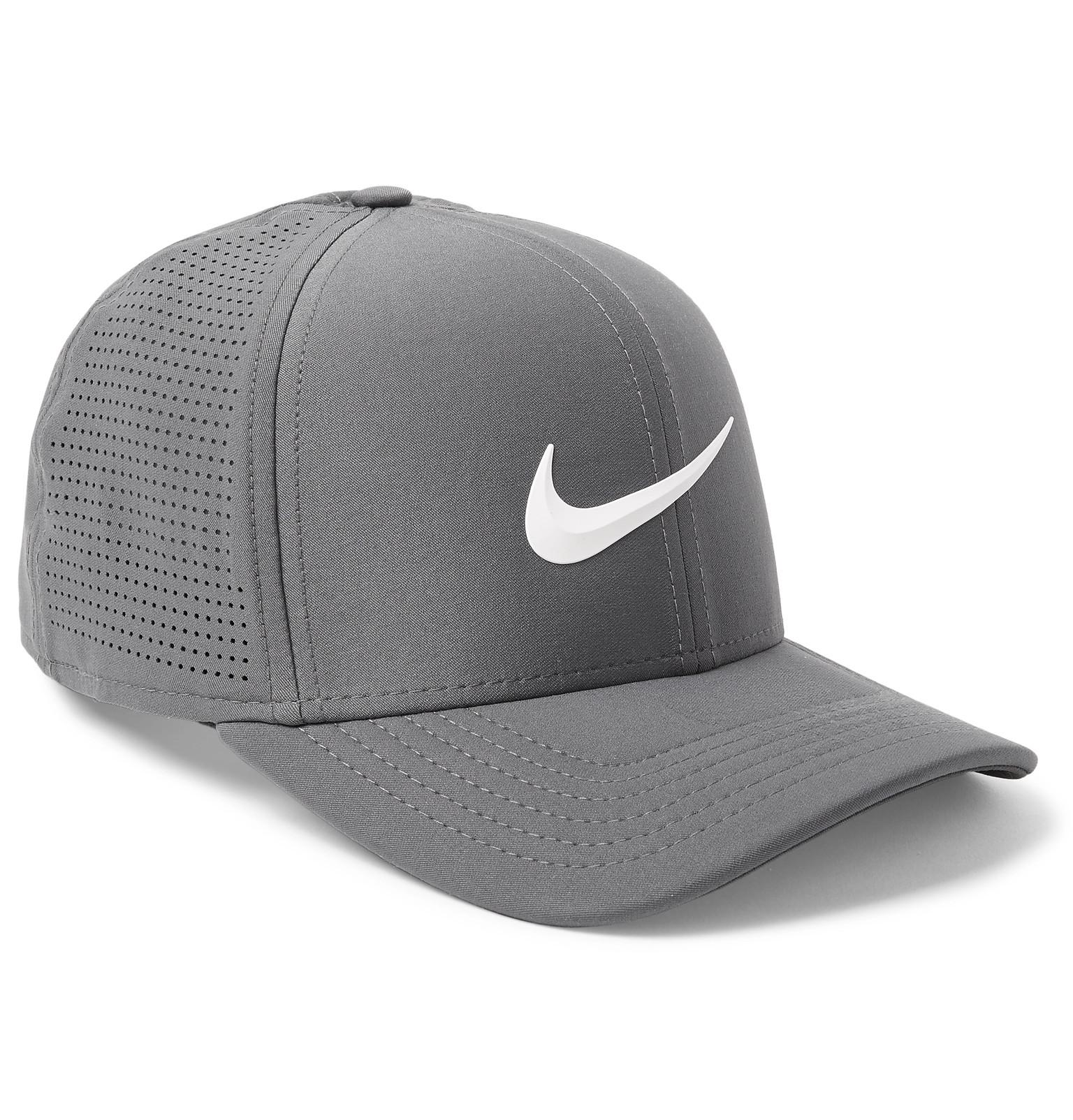 Nike Aerobill Classic 99 Dri-fit Golf Cap in Gray for Men - Lyst 812ebb2ab3f