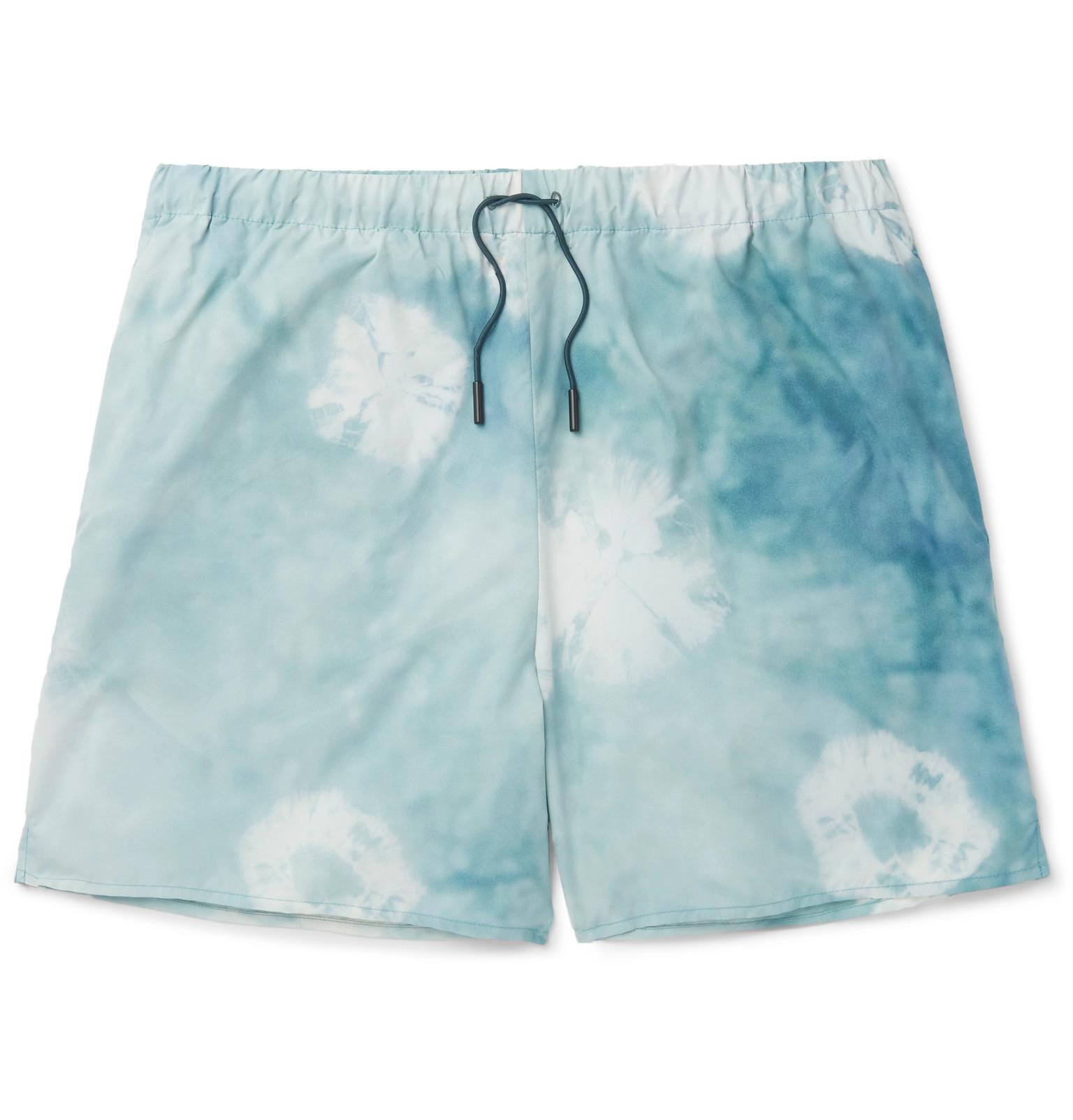 Perry D Mid-length Printed Shell Swim Shorts Acne Studios Cheap With Mastercard 208oqj