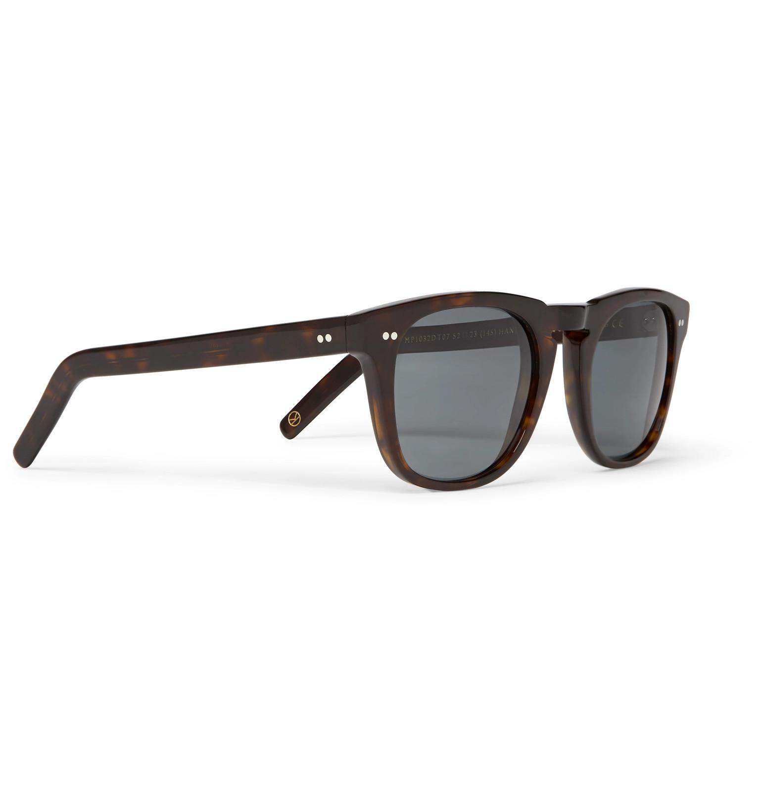 44b3a8fcae Kingsman - Brown + Cutler And Gross D-frame Tortoiseshell Acetate Sunglasses  for Men -. View fullscreen