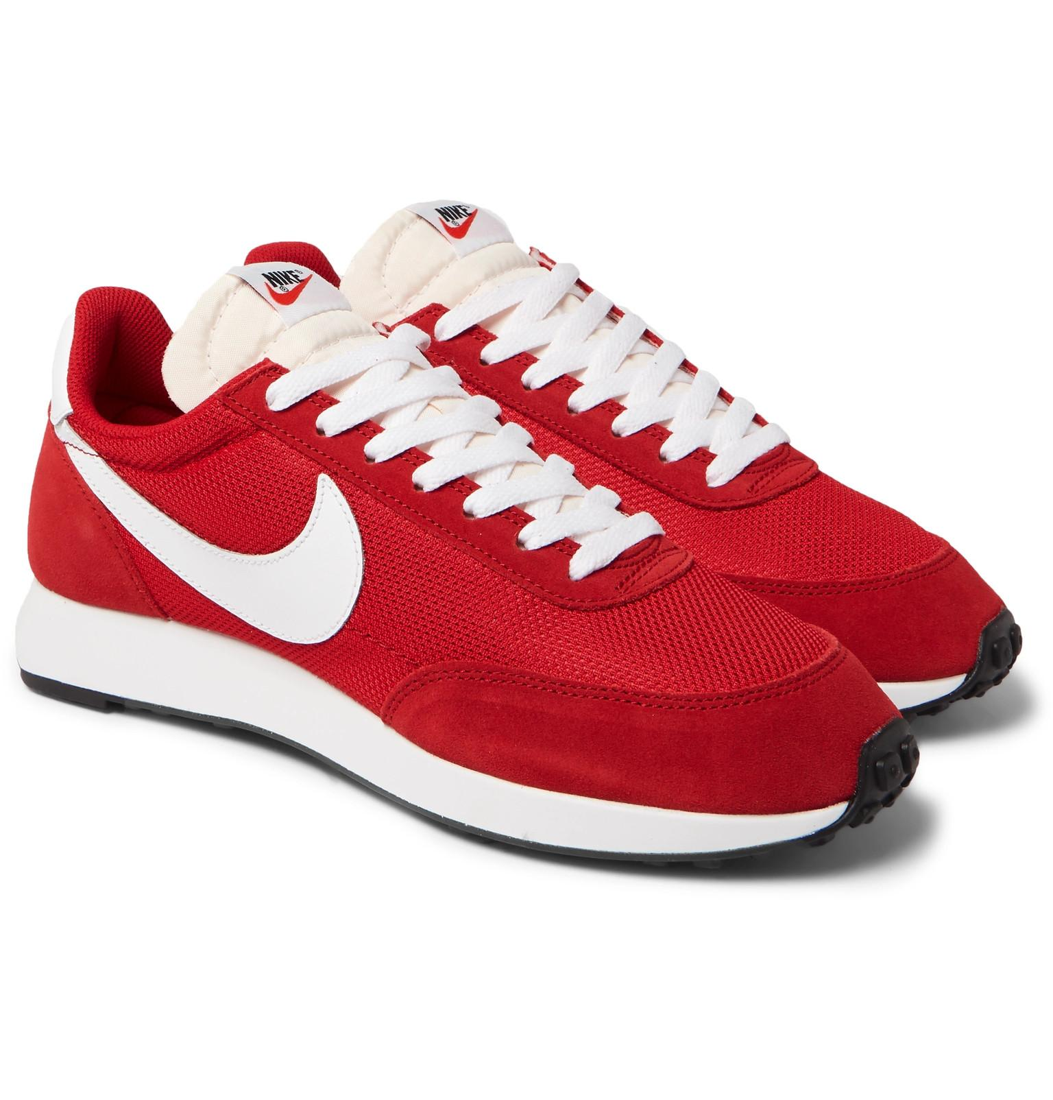 new style 51c08 3e9bf Nike. Mens Red Air Tailwind ...