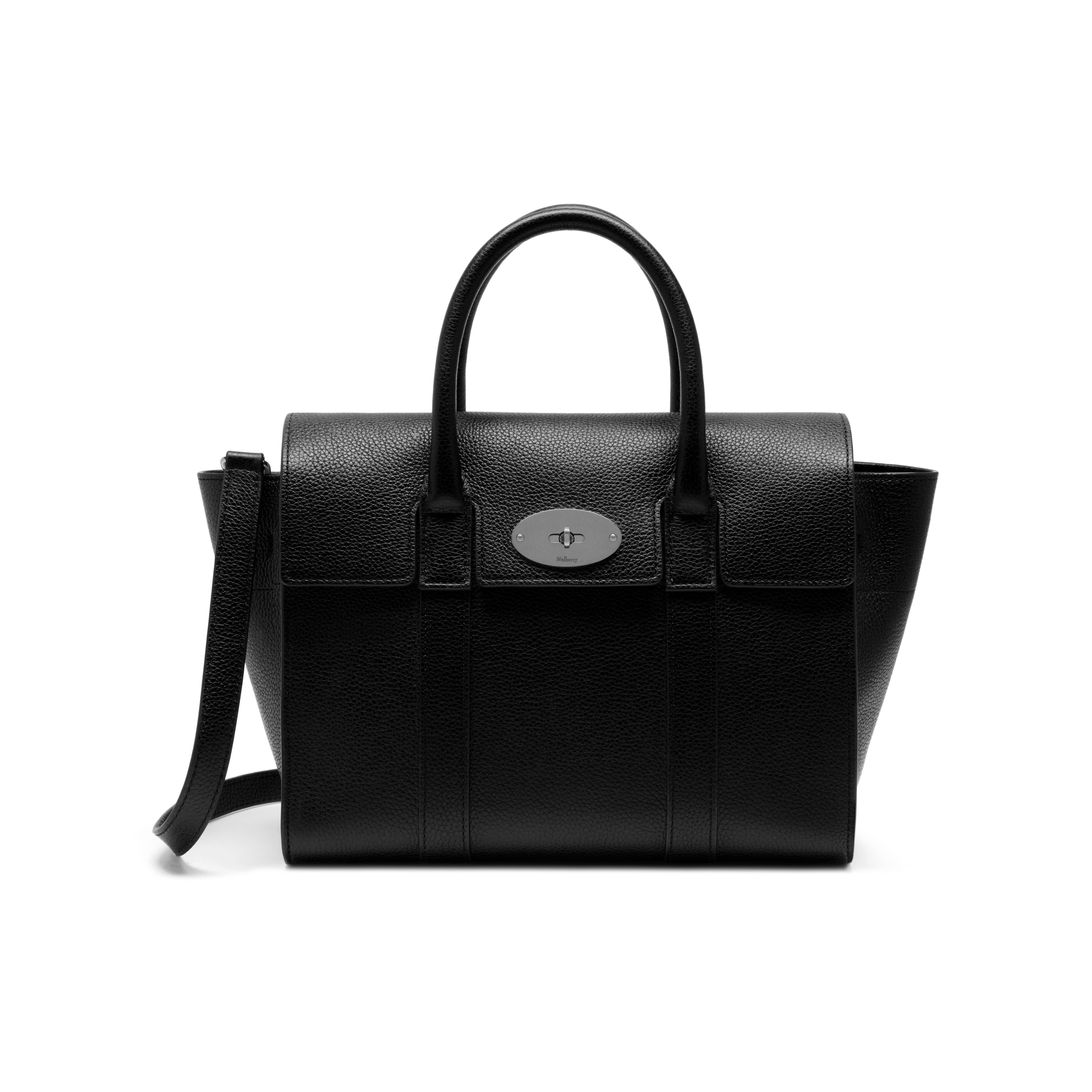 0fc61f156218 ... official mulberry black small new bayswater lyst. view fullscreen a7fe3  83dad