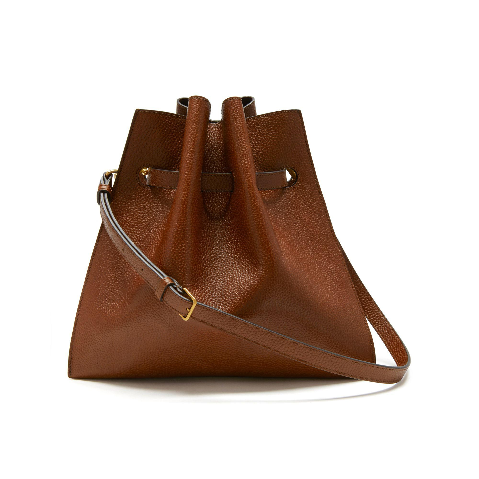 48b5413878 Mulberry Small Tyndale in Brown - Lyst