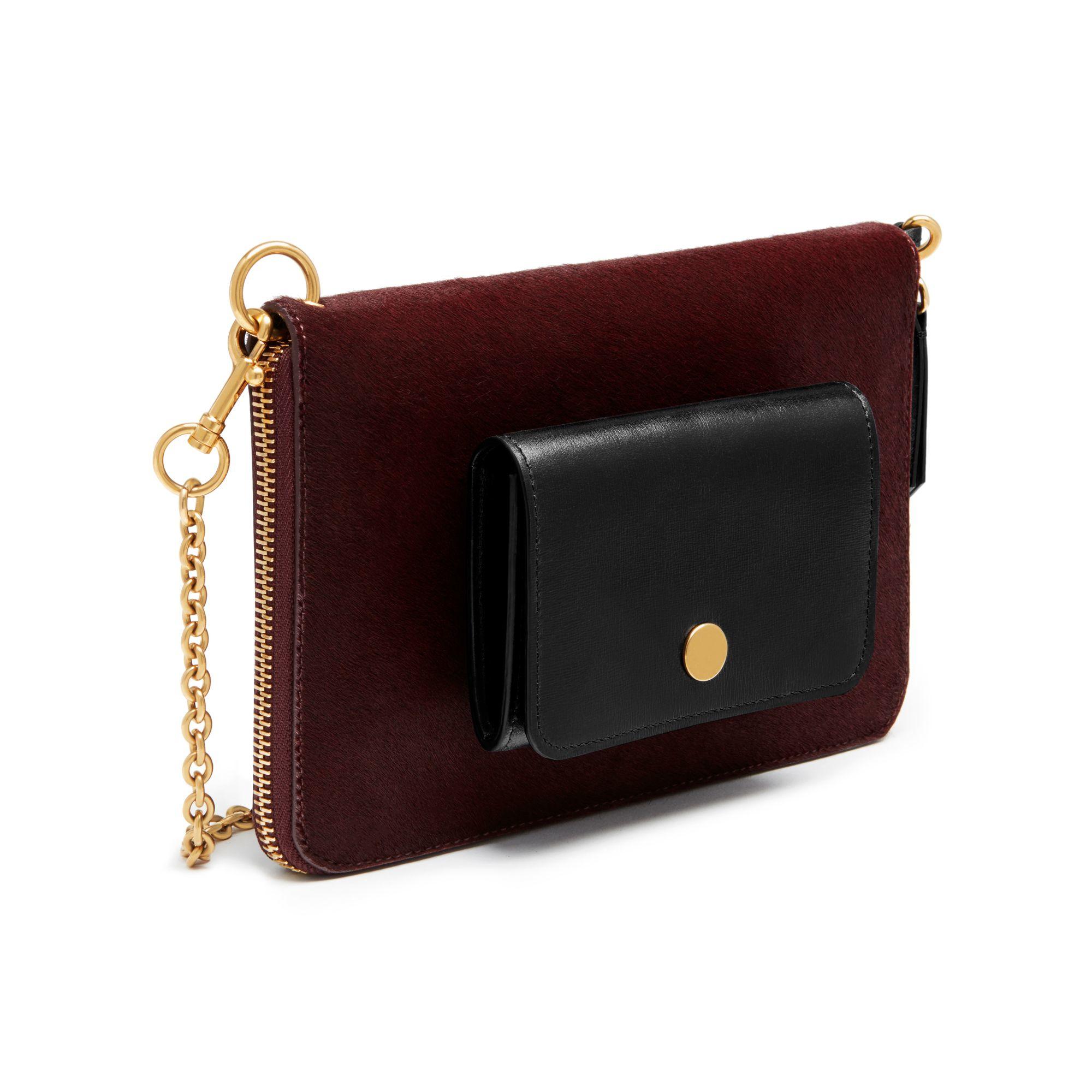 3e9921ff34f ... canada mulberry zip around clutch wallet lyst 7188d a5892