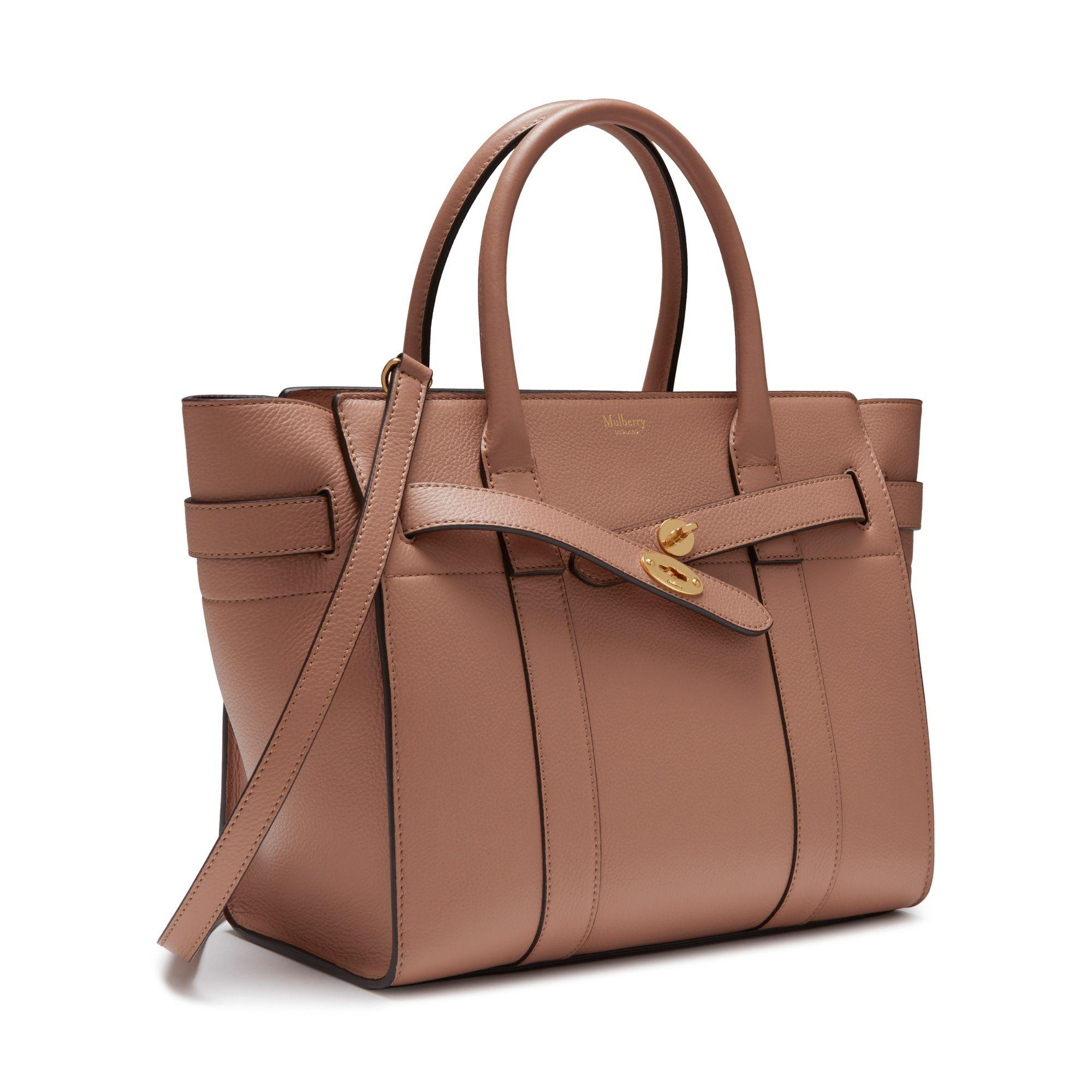 c25127898a ... purchase mulberry brown small zipped bayswater lyst. view fullscreen  eb5cc 67e47 aliexpress lyst mulberry chocolate leather bayswater top handle  bag ...
