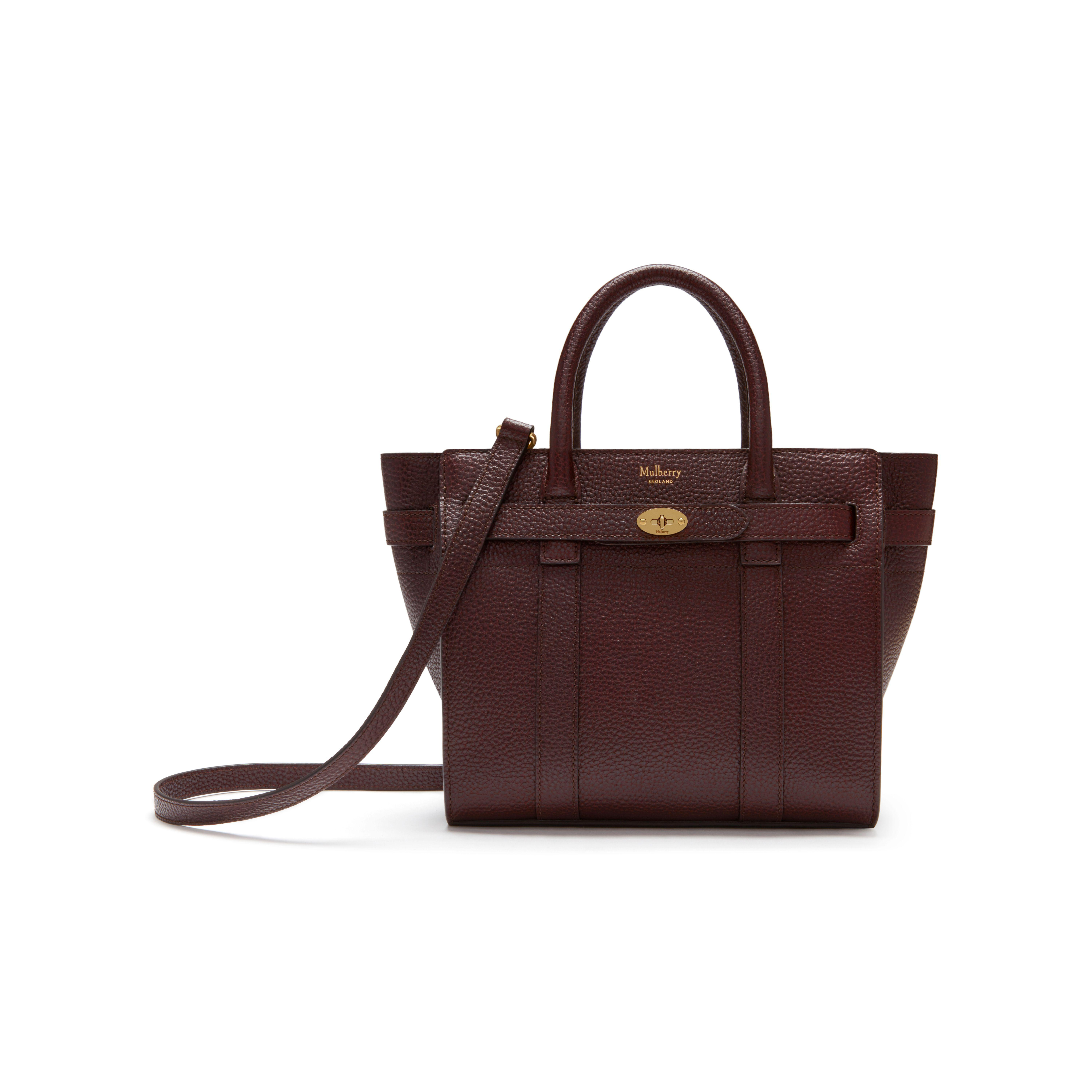 36dc95f636 ... uk mulberry multicolor small zipped bayswater lyst. view fullscreen  d92f9 61211