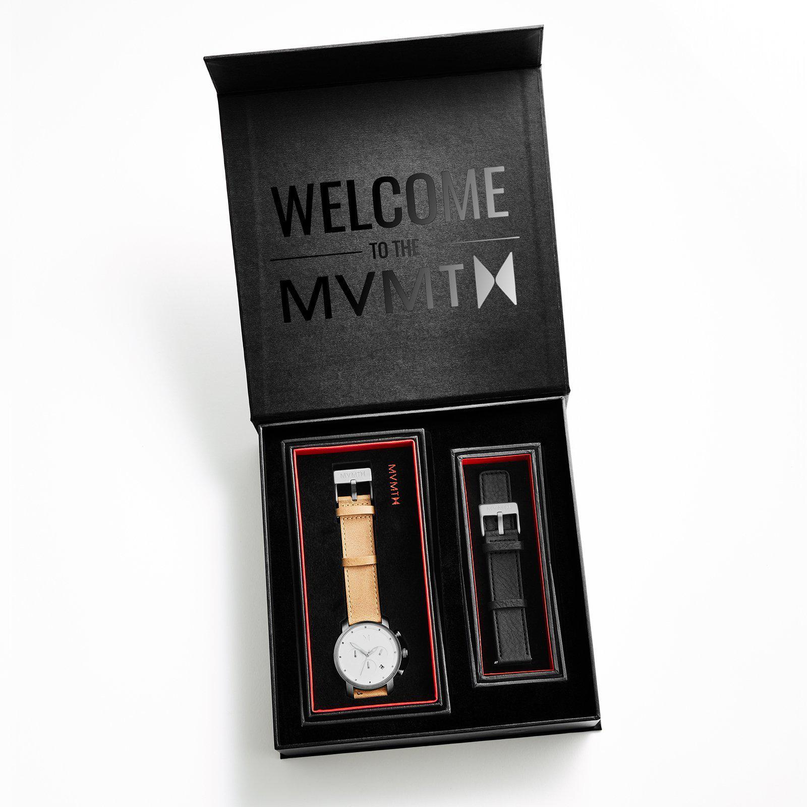 af3c3888f4 MVMT Caramel Box for Men - Lyst