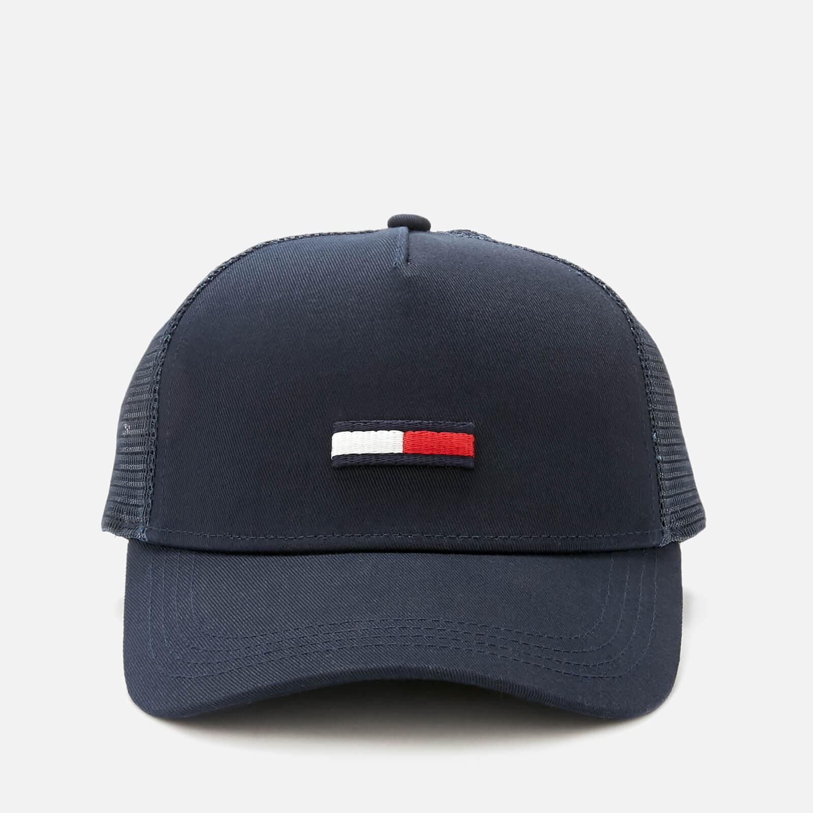 59911974a751 Tommy Hilfiger Trucker Cap in Blue for Men - Lyst