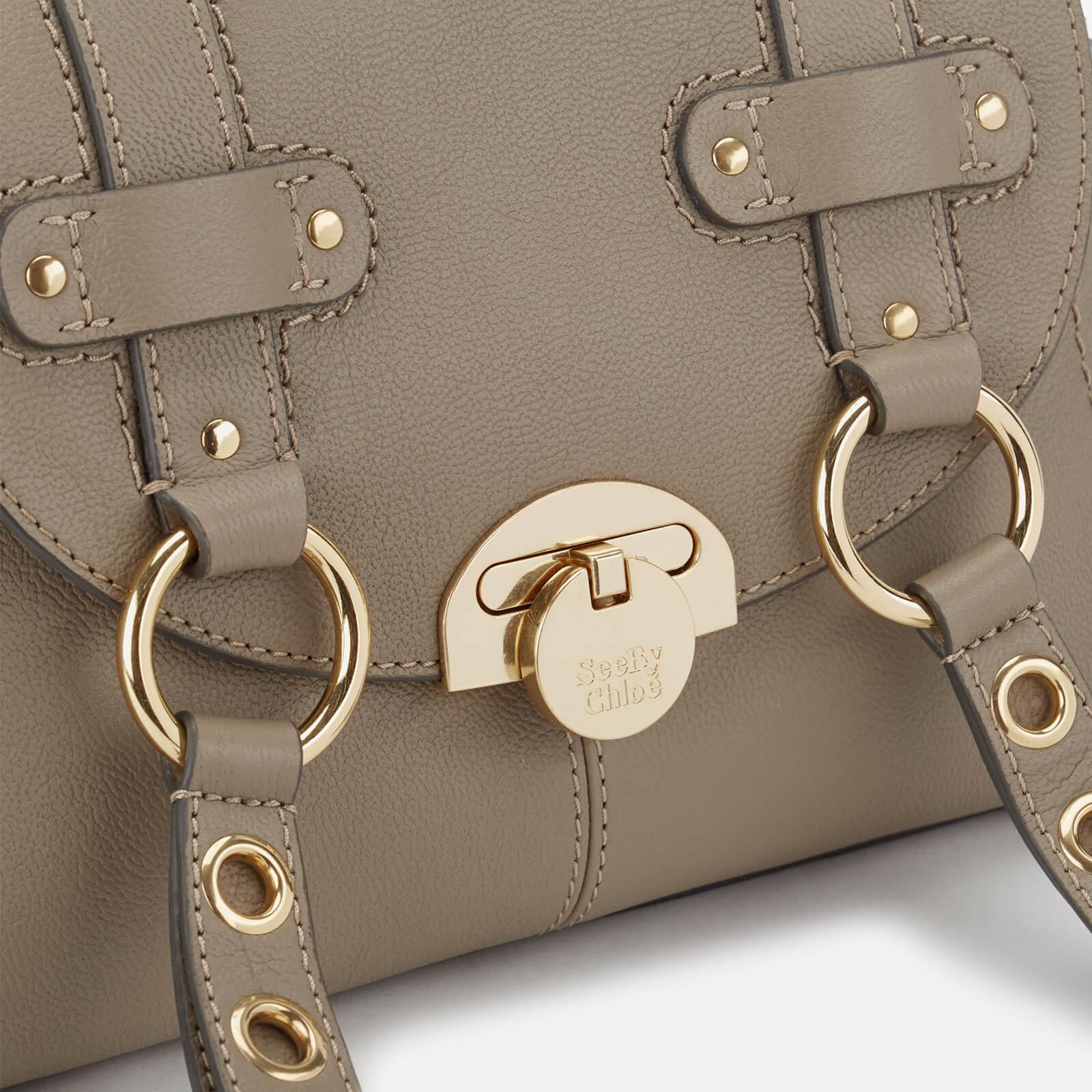 e0abb6615a See By Chloé - Multicolor Allen Leather Tote Bag - Lyst
