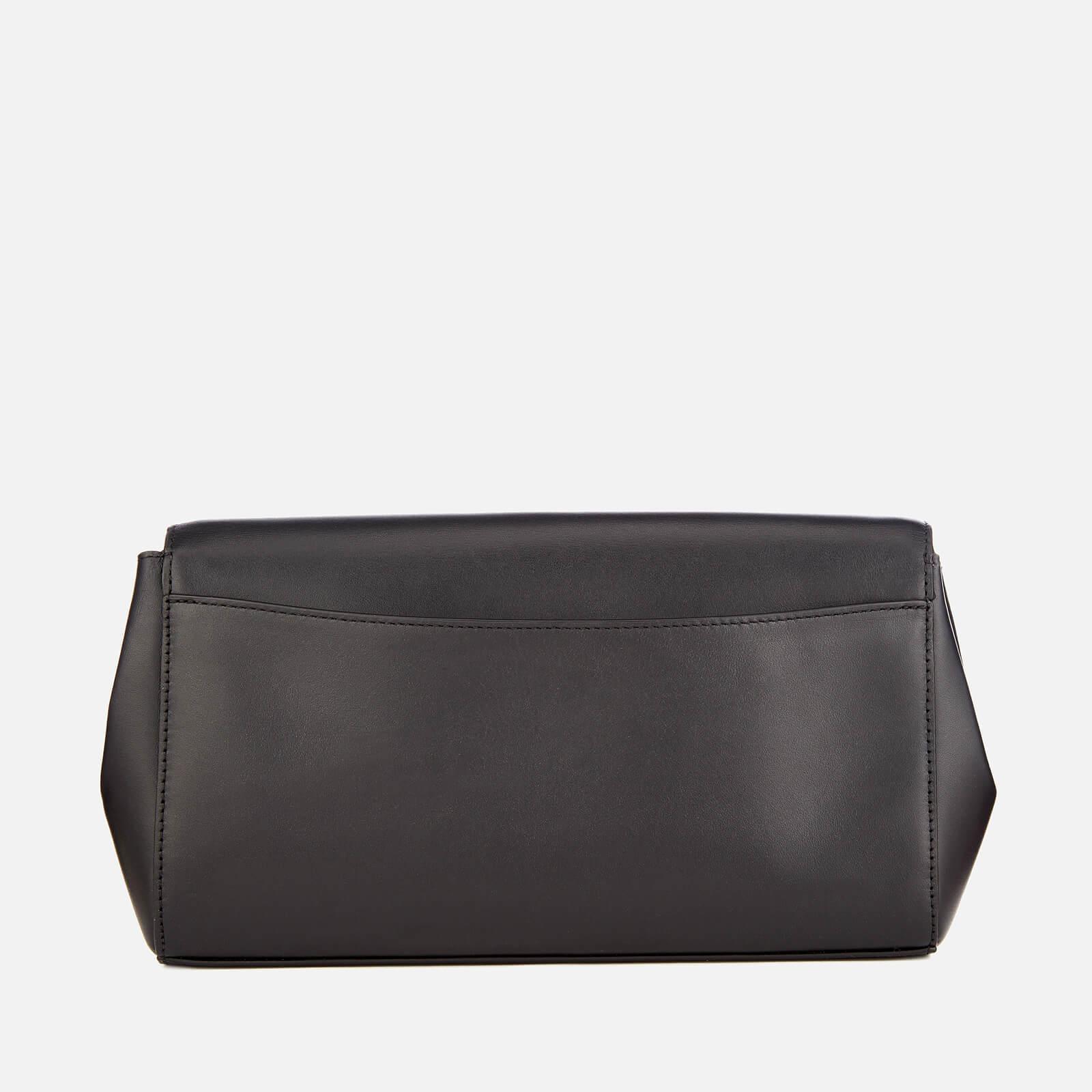 f95f9ffff1ad COACH - Black Alexa Smooth Leather Evening Clutch Bag - Lyst. View  fullscreen