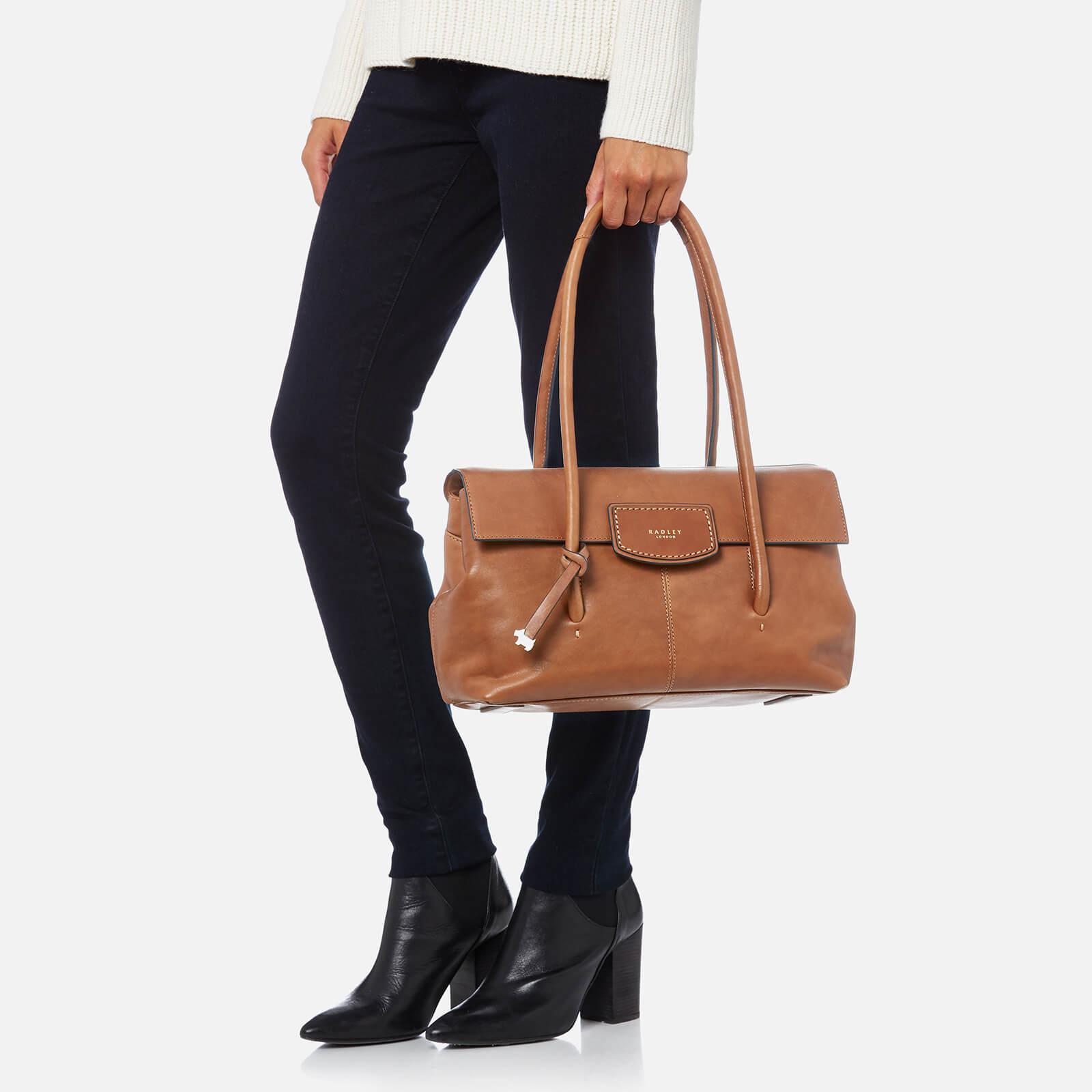 3d7279f776 Lyst - Radley Burnham Beeches Large Fold Over Shoulder Bag in Brown