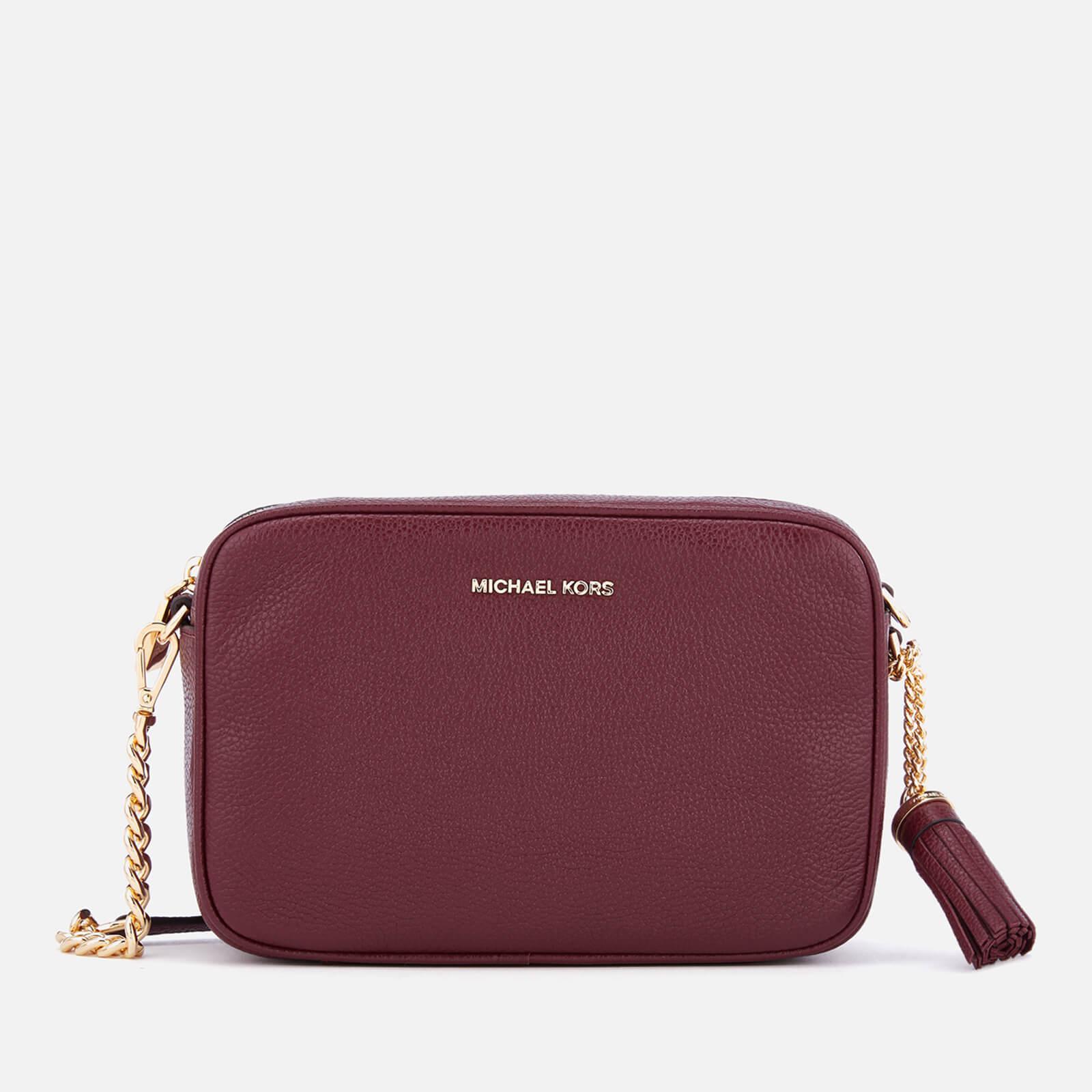7a9c4fd9a306c MICHAEL Michael Kors Ginny Medium Camera Bag in Purple - Lyst