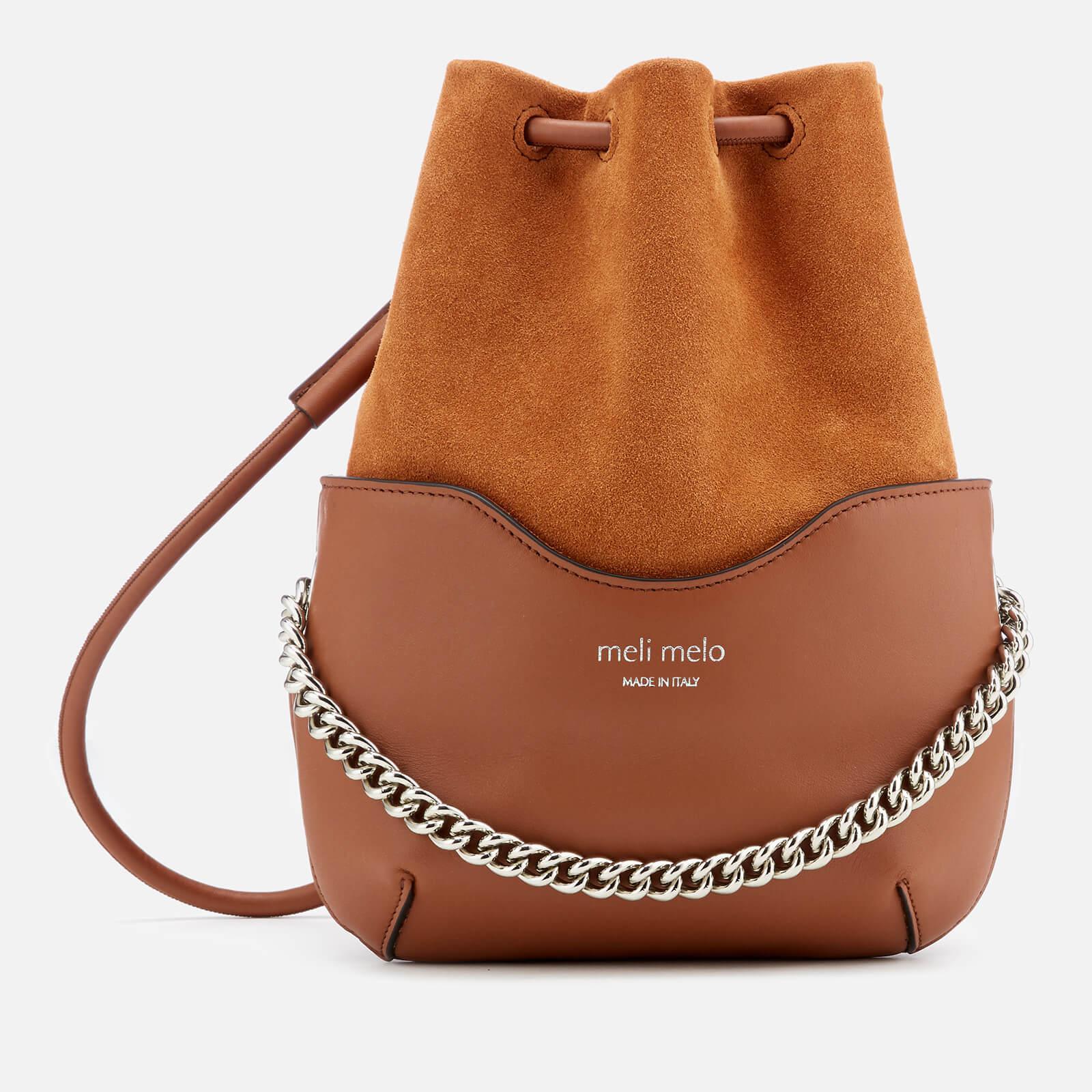 Lyst - meli melo Hetty Shoulder Bag in Brown 9440901c45f28